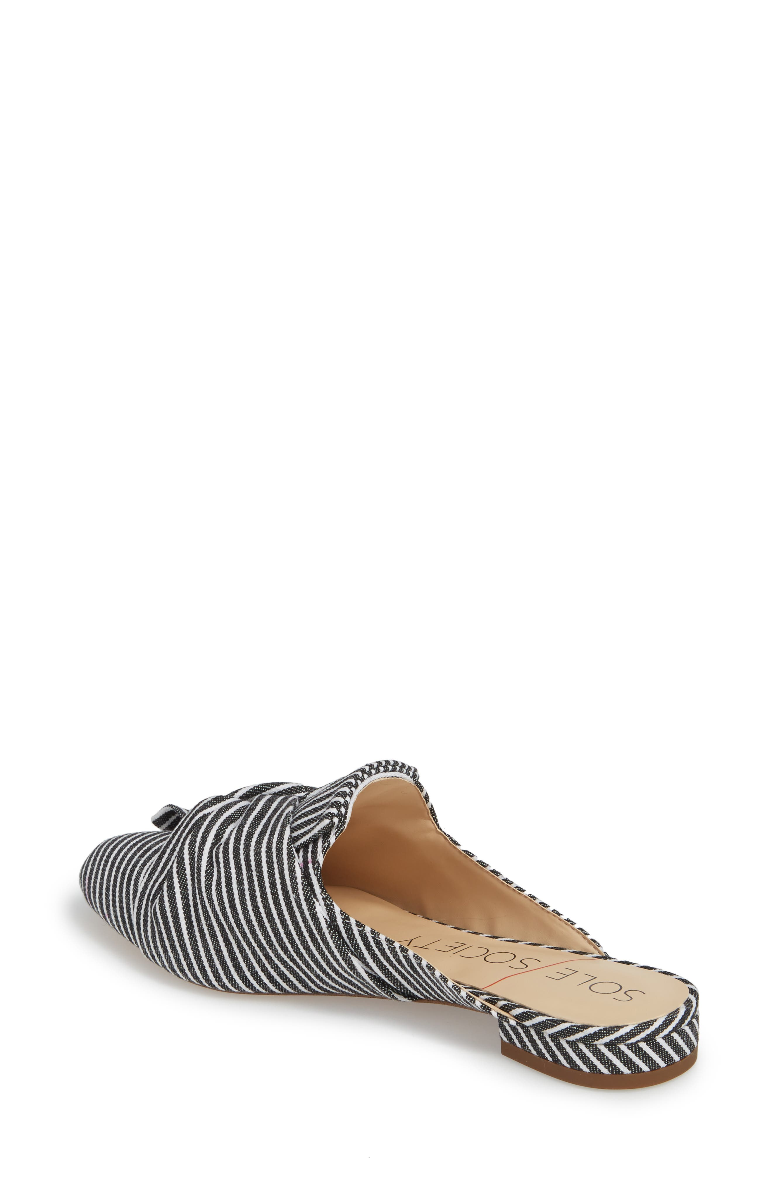 Alternate Image 2  - Sole Society Pear Knotted Mule (Women)