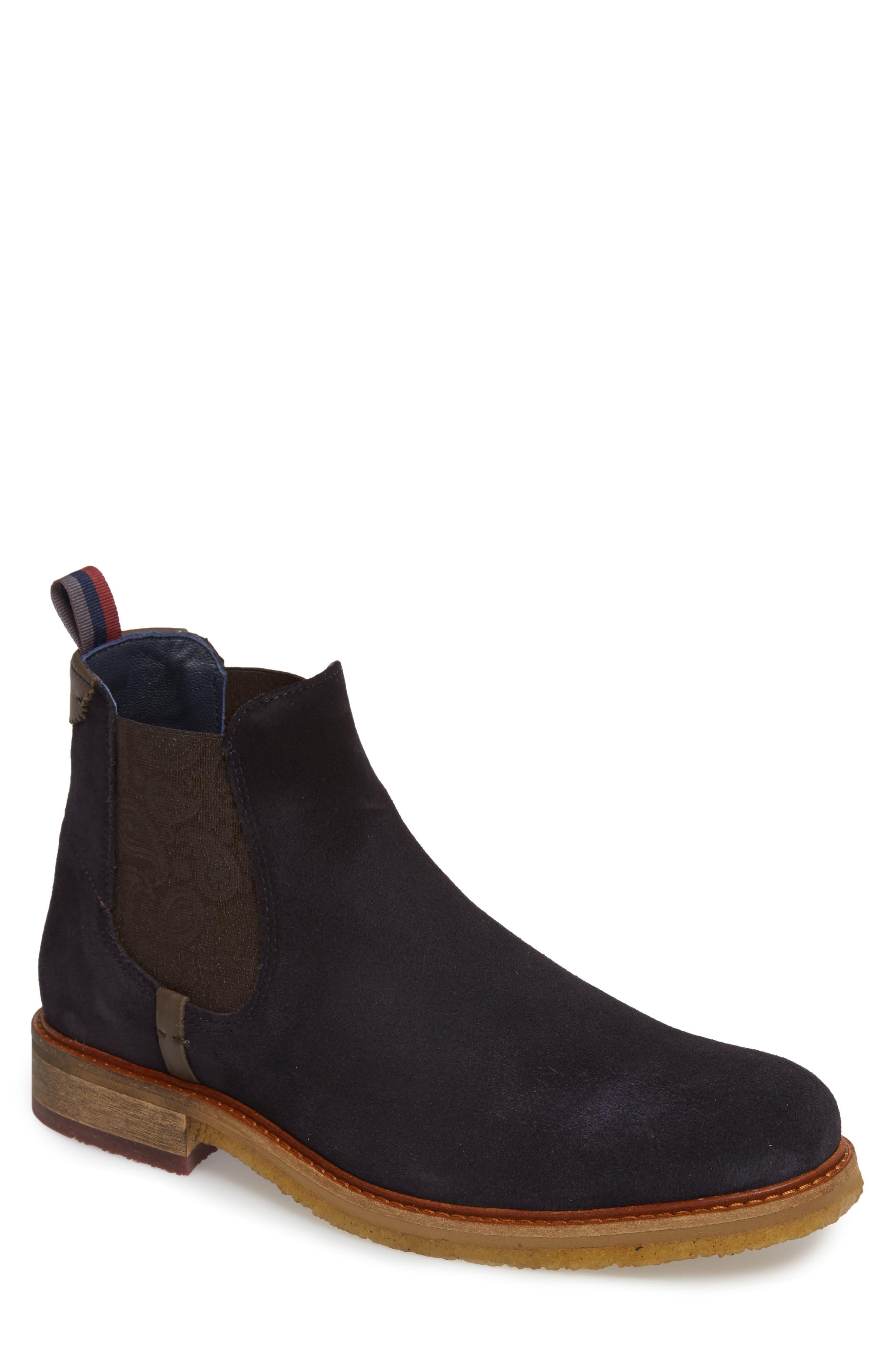 Alternate Image 1 Selected - Ted Baker London Bronzo Chelsea Boot (Men)