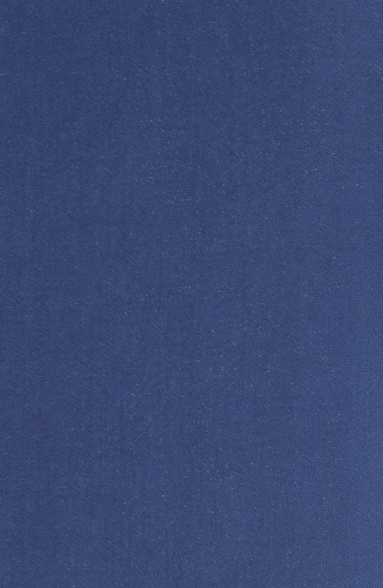 Boxy Suit Jacket,                             Alternate thumbnail 5, color,                             India Ink