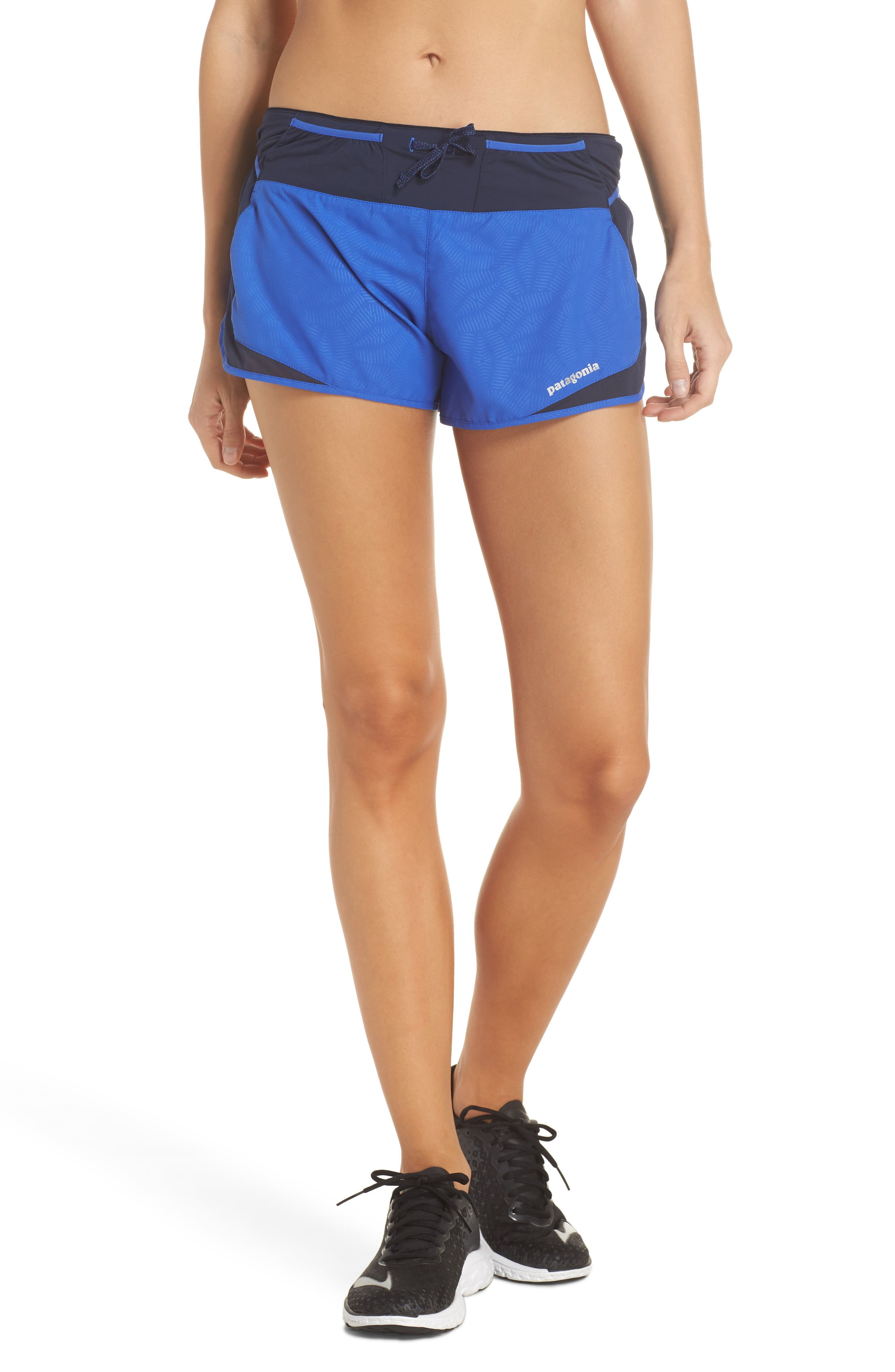 Strider Pro Trail Running Shorts,                         Main,                         color, Hexy - Imperial Blue