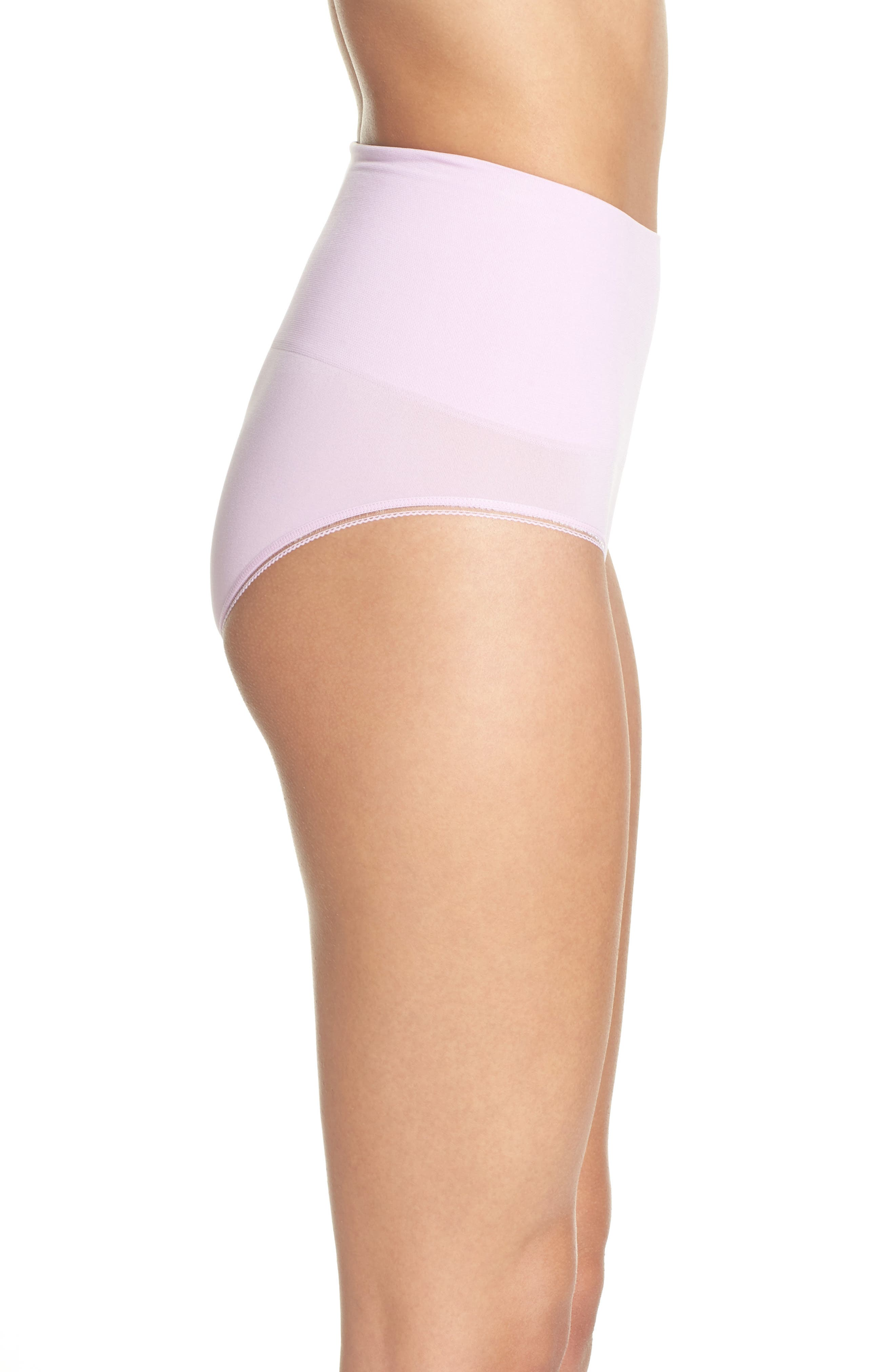 Alternate Image 3  - Yummie Ultralight Seamless Shaping Briefs (2 for $30)