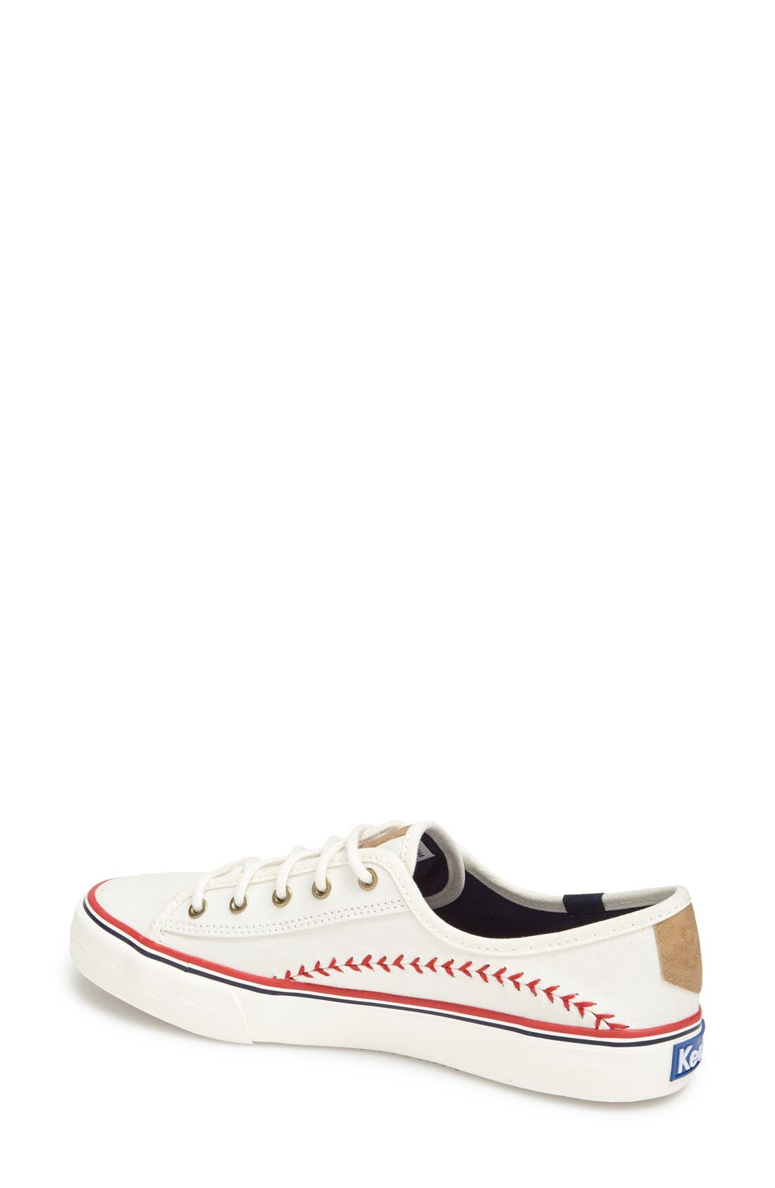 Alternate Image 2  - Keds® 'Champion - Double Take' Sneaker (Women)