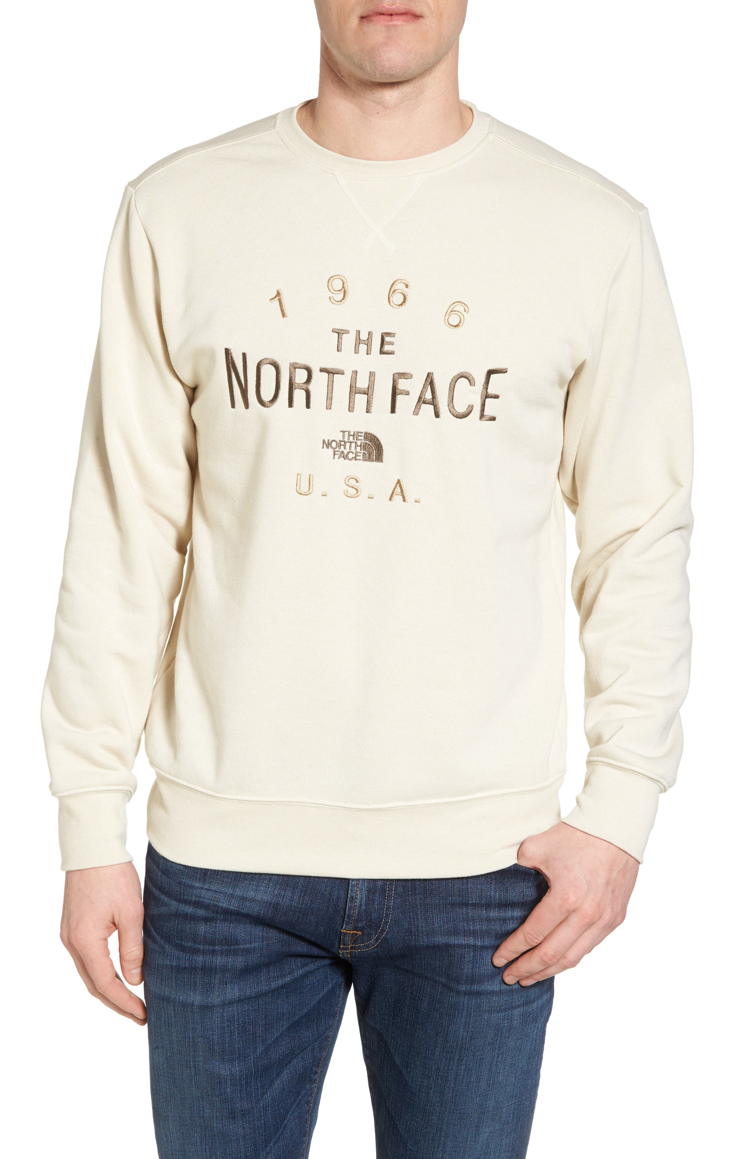 The North Face Edge To Edge Sweatshirt