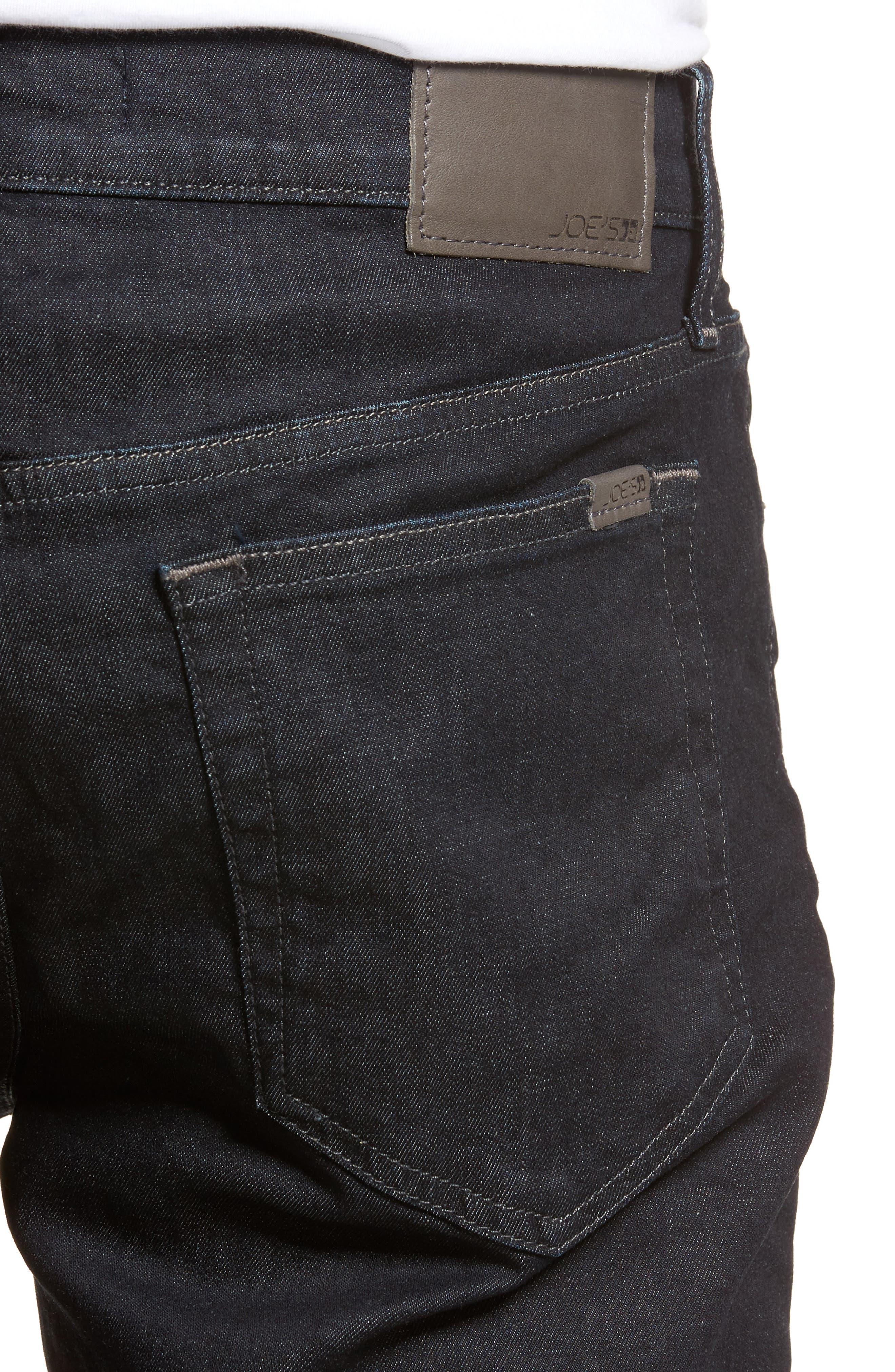 Slim Fit Jeans,                             Alternate thumbnail 4, color,                             Taft