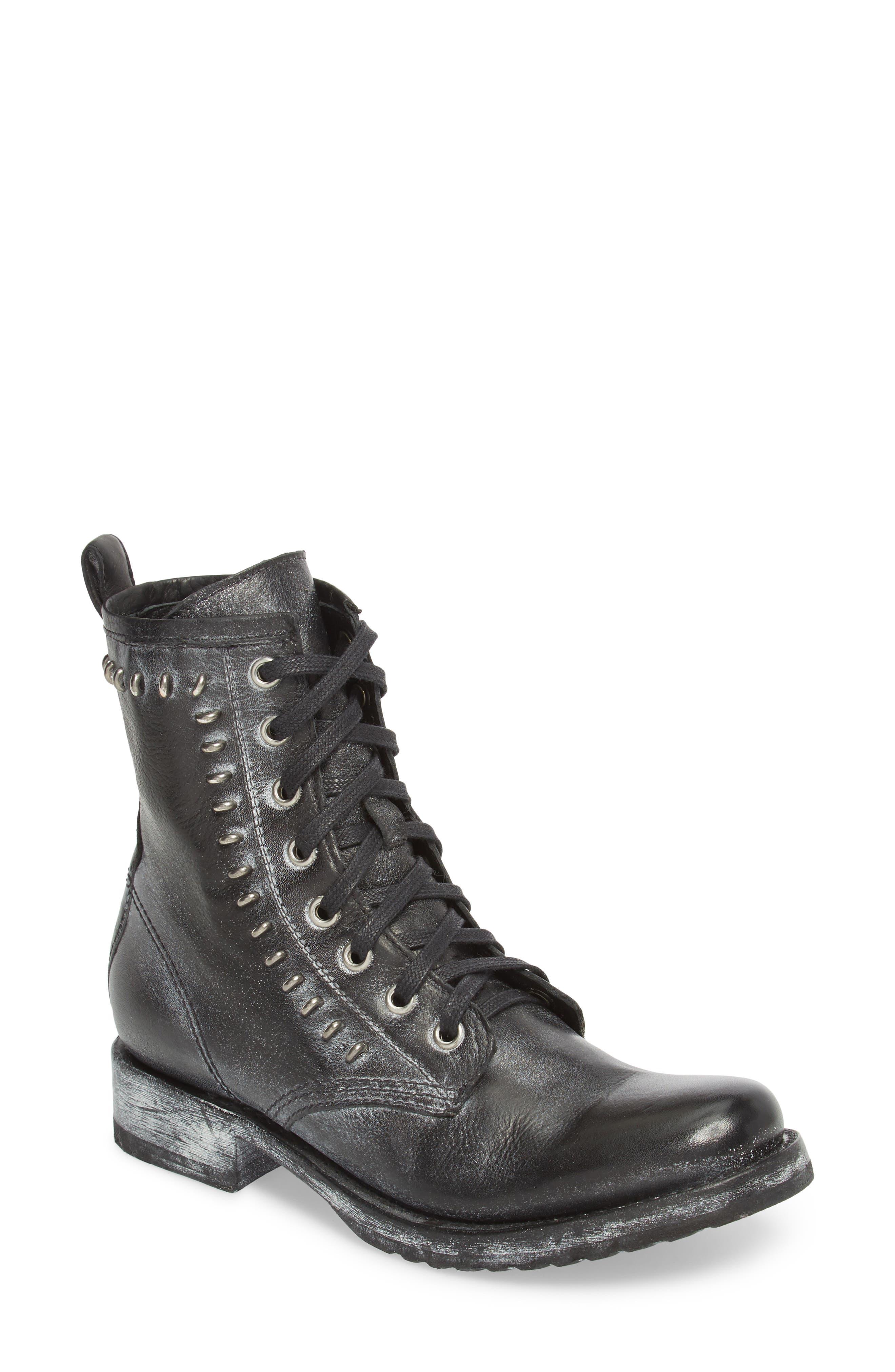 Frye Veronica Rebel Combat Boot (Women)