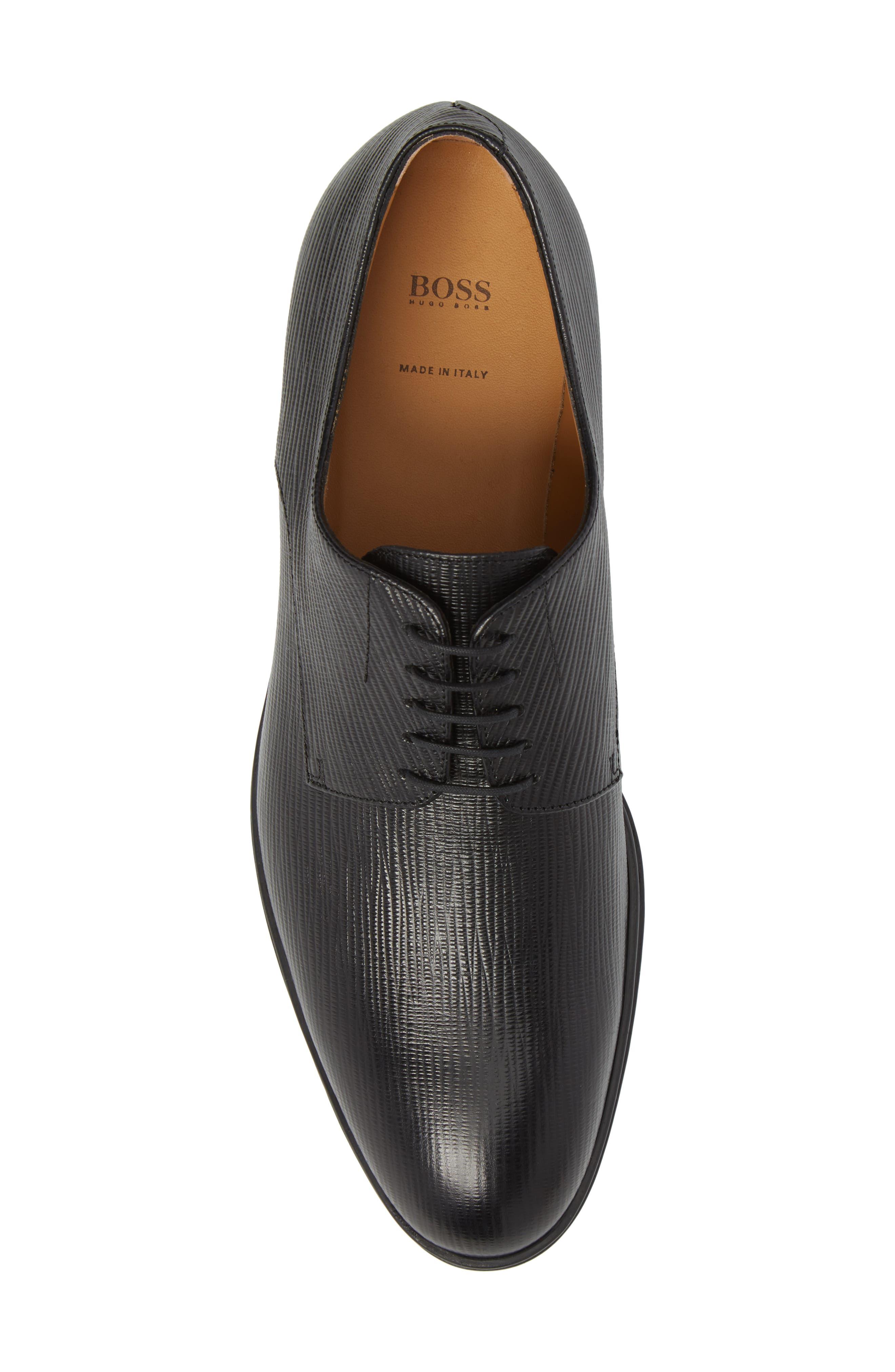 Alternate Image 5  - Hugo Boss Eton Plain Toe Derby (Men)