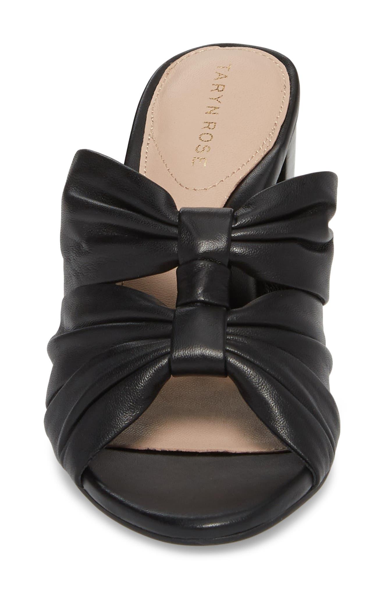 Alternate Image 4  - Taryn Rose Lana Cinched Strap Sandal (Women)