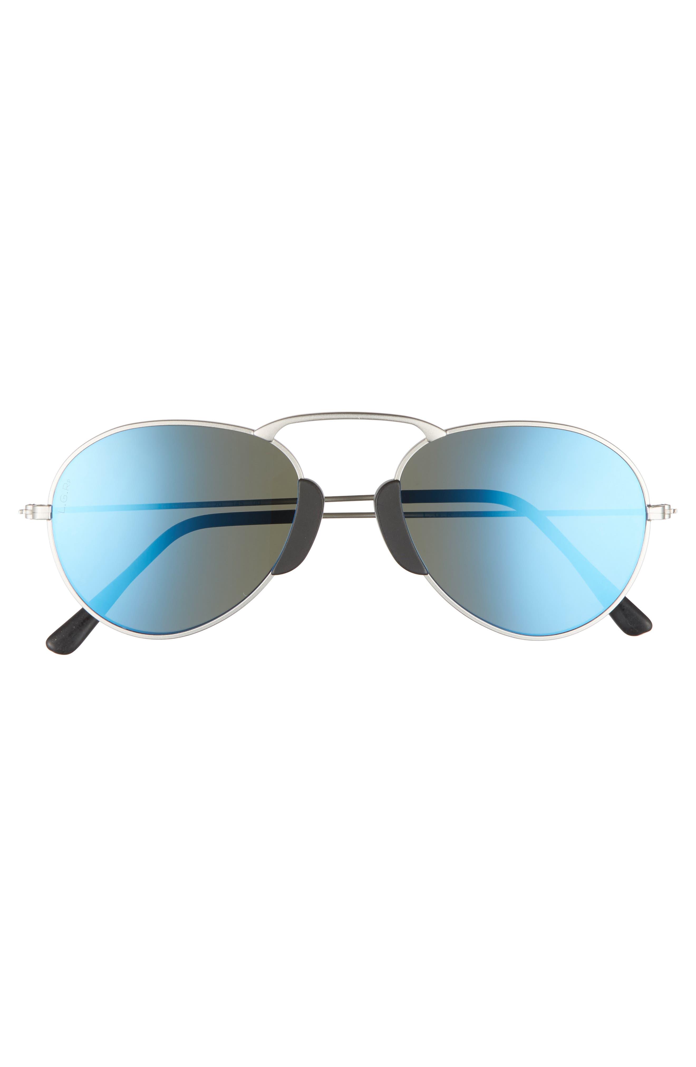 Alternate Image 2  - L.G.R Agadir 54mm Polarized Sunglasses