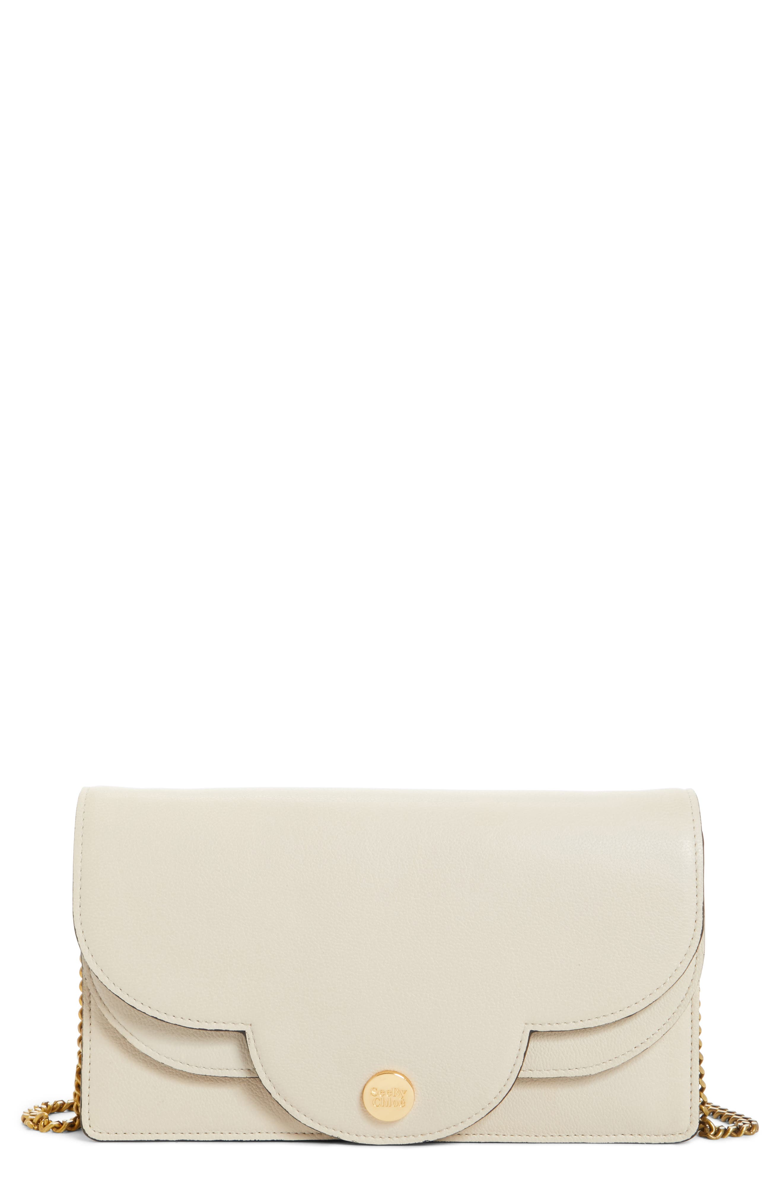 See by Chloé Polina Leather Crossbody Bag