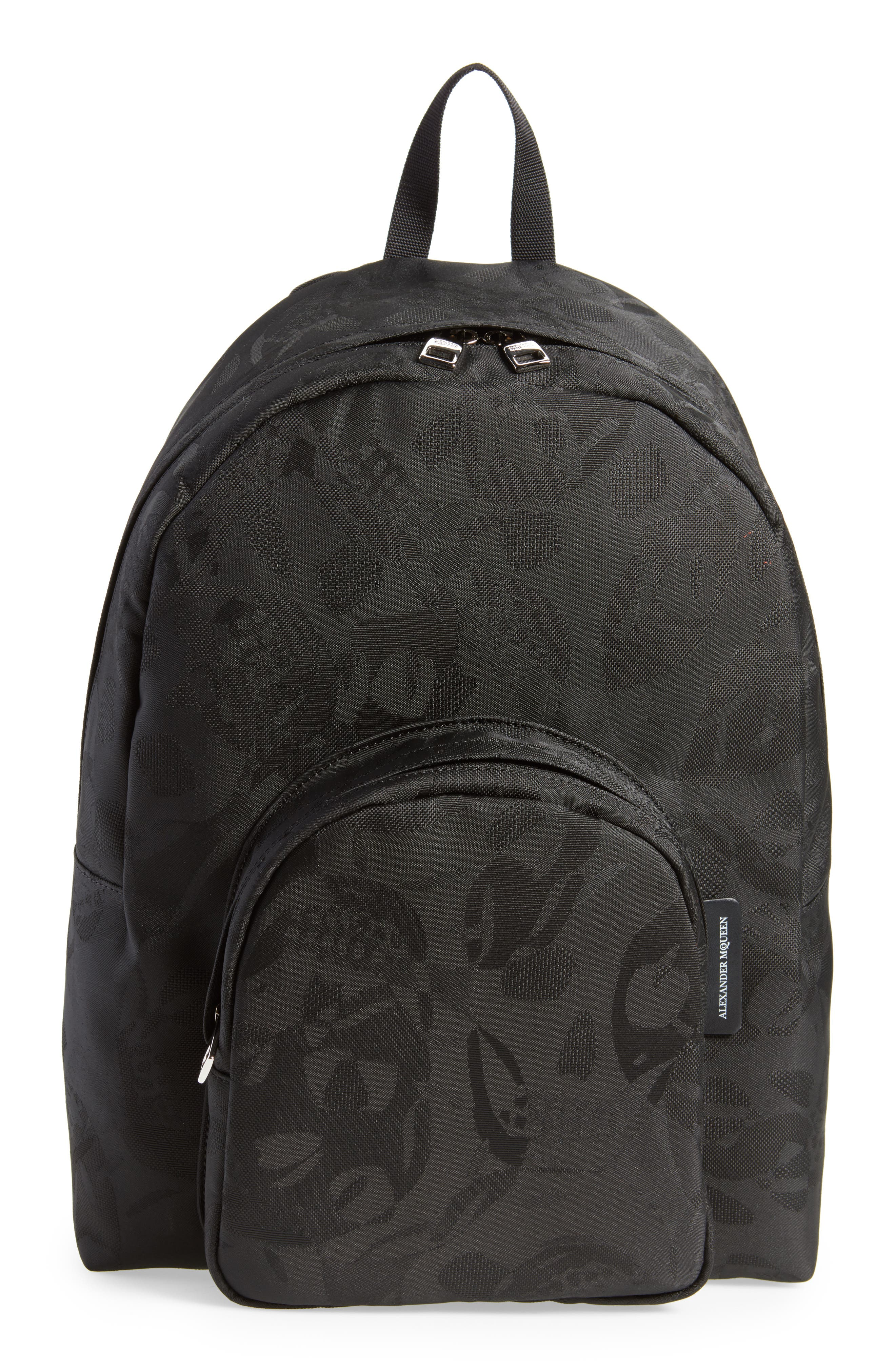 Small Backpack,                         Main,                         color, Black