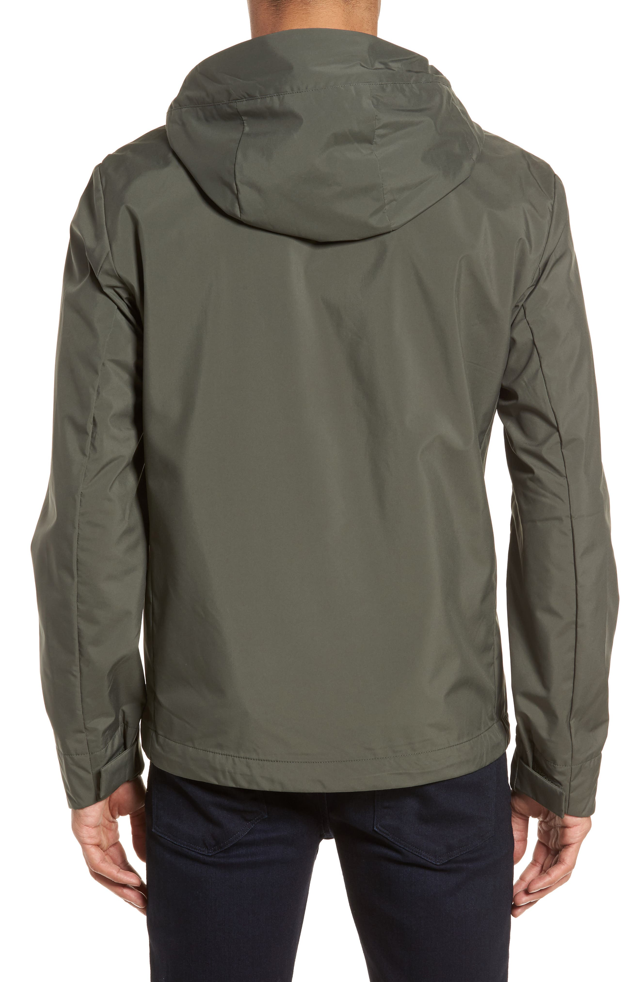 & Bros. Navigator Field Jacket,                             Alternate thumbnail 2, color,                             Grape Leaf