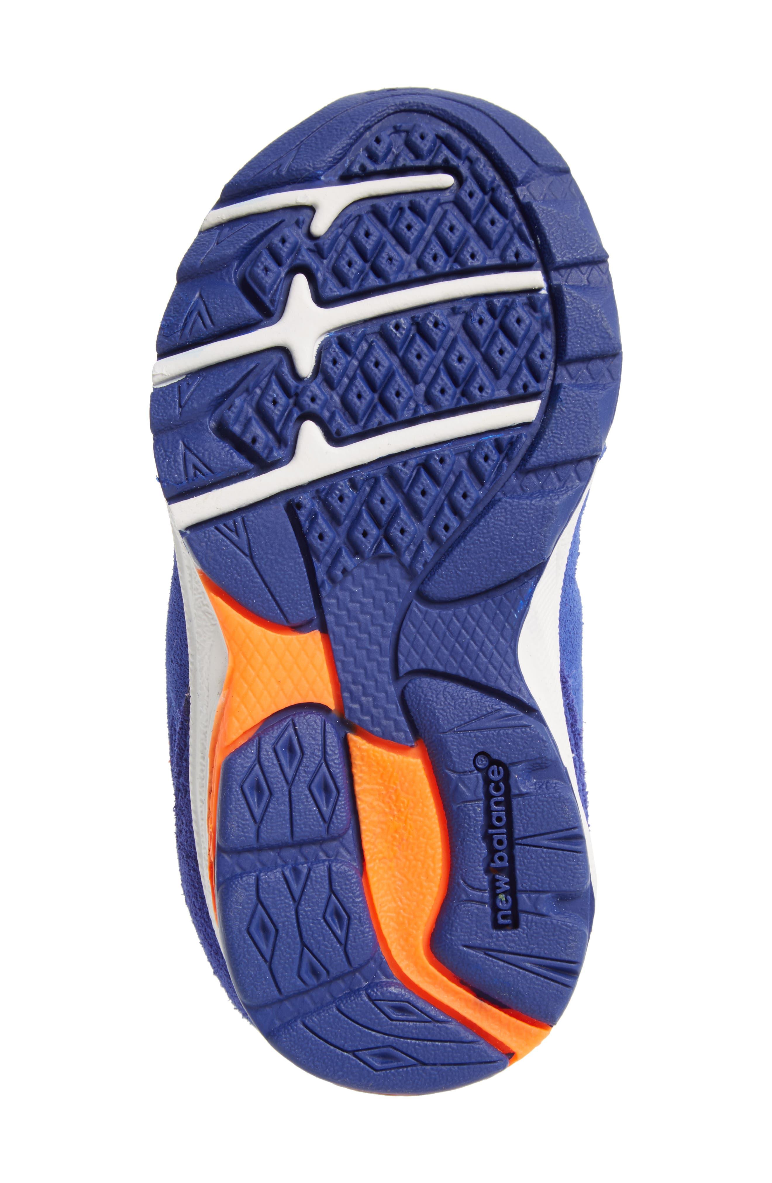888 Sneaker,                             Alternate thumbnail 6, color,                             Pacific