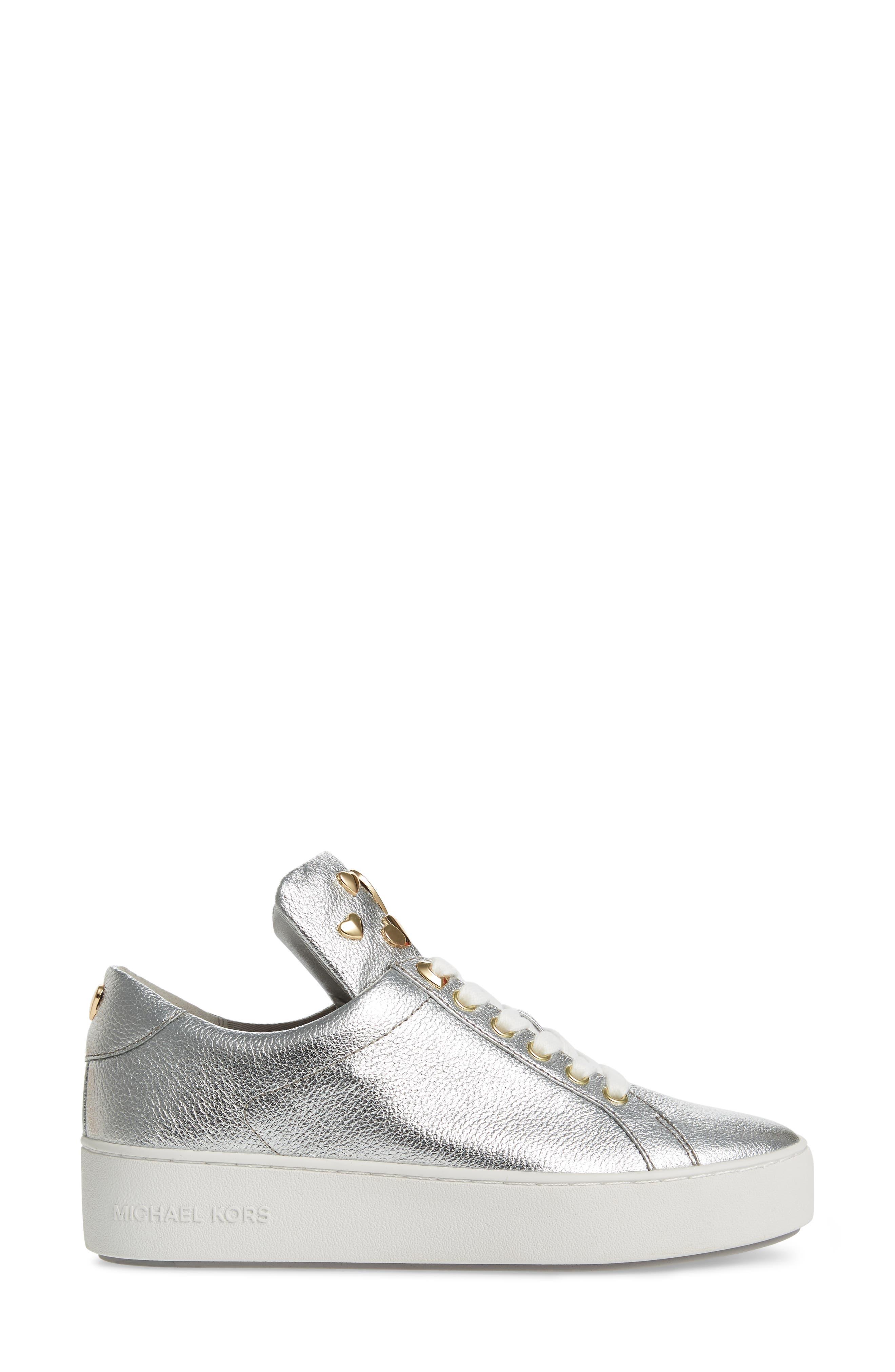 Alternate Image 3  - MICHAEL Michael Kors Mindy Platform Sneaker (Women)