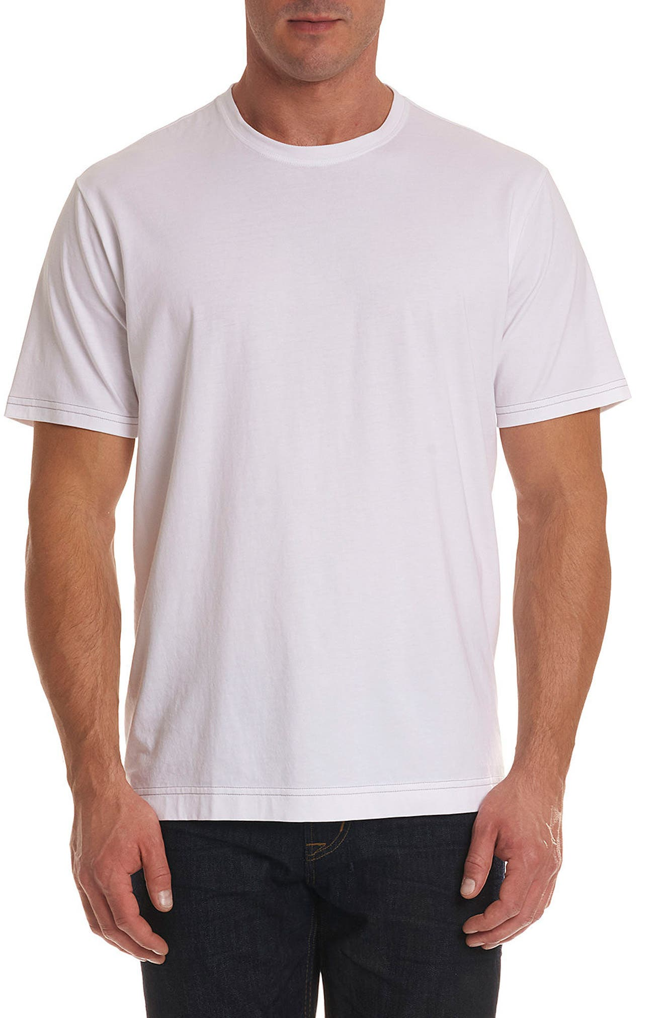 Neo T-Shirt,                             Main thumbnail 1, color,                             White