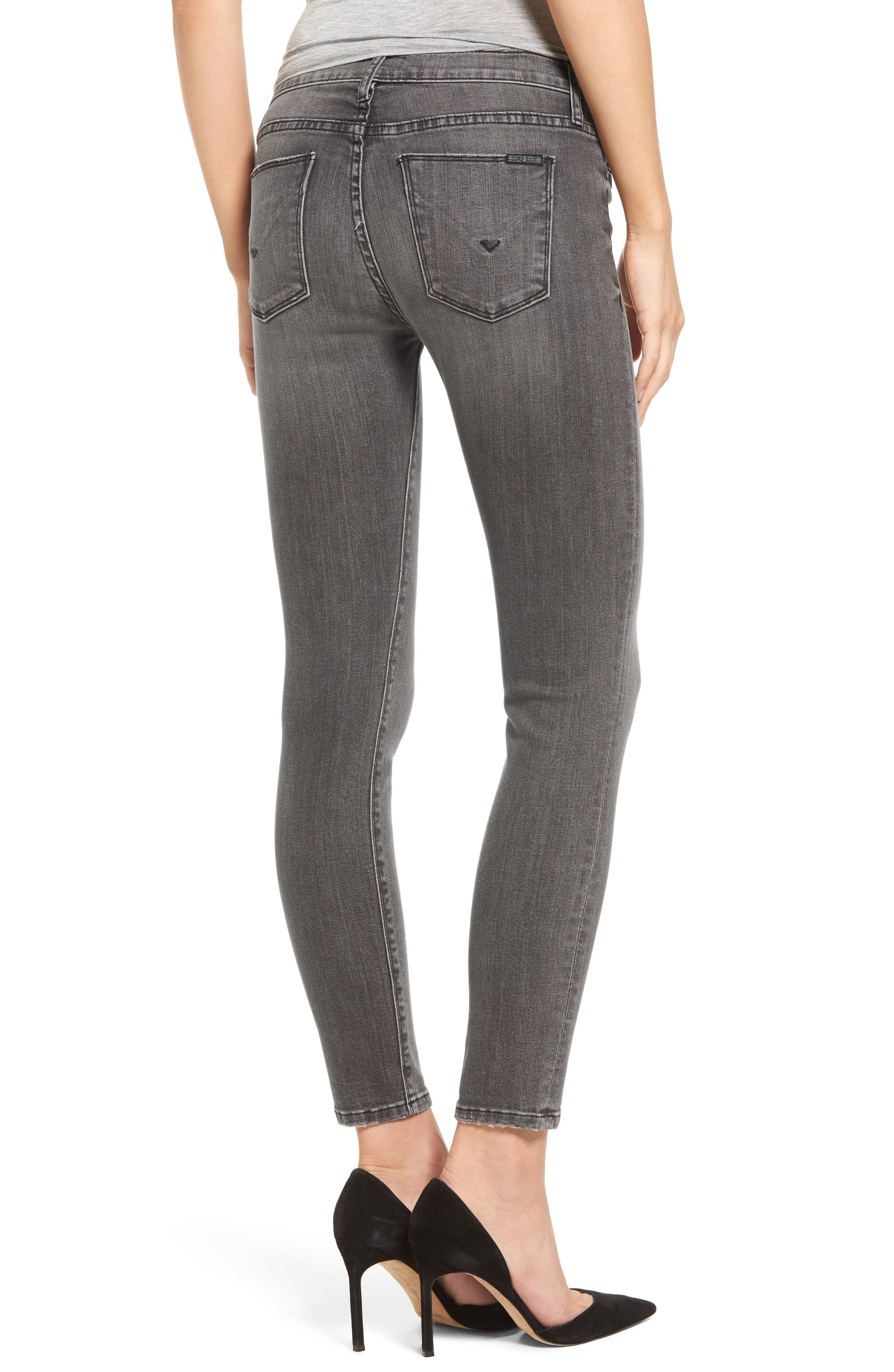 Nico Ankle Skinny Jeans,                             Alternate thumbnail 3, color,                             Spectrum