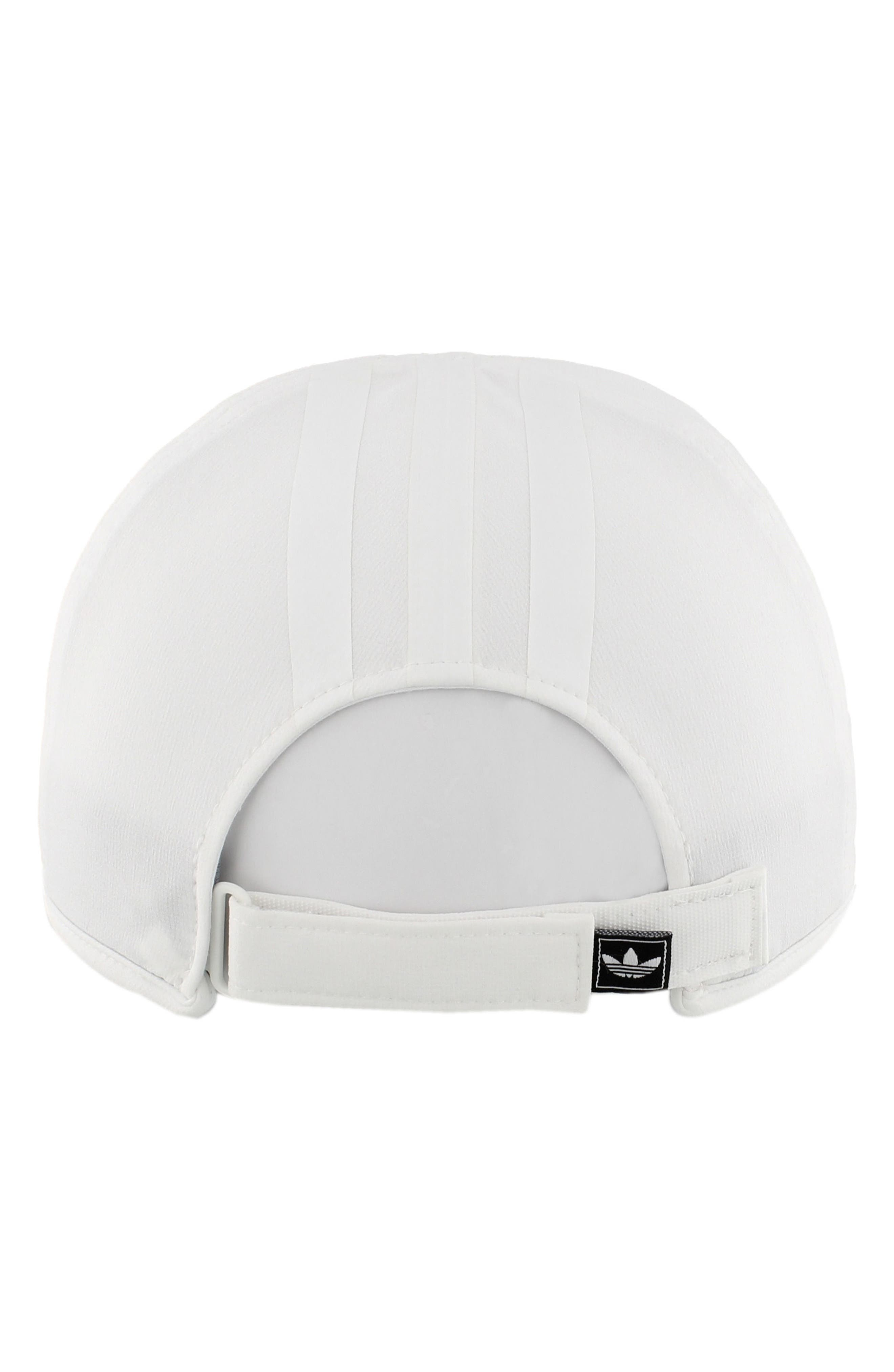 EQT Trainer Cap,                             Alternate thumbnail 5, color,                             White
