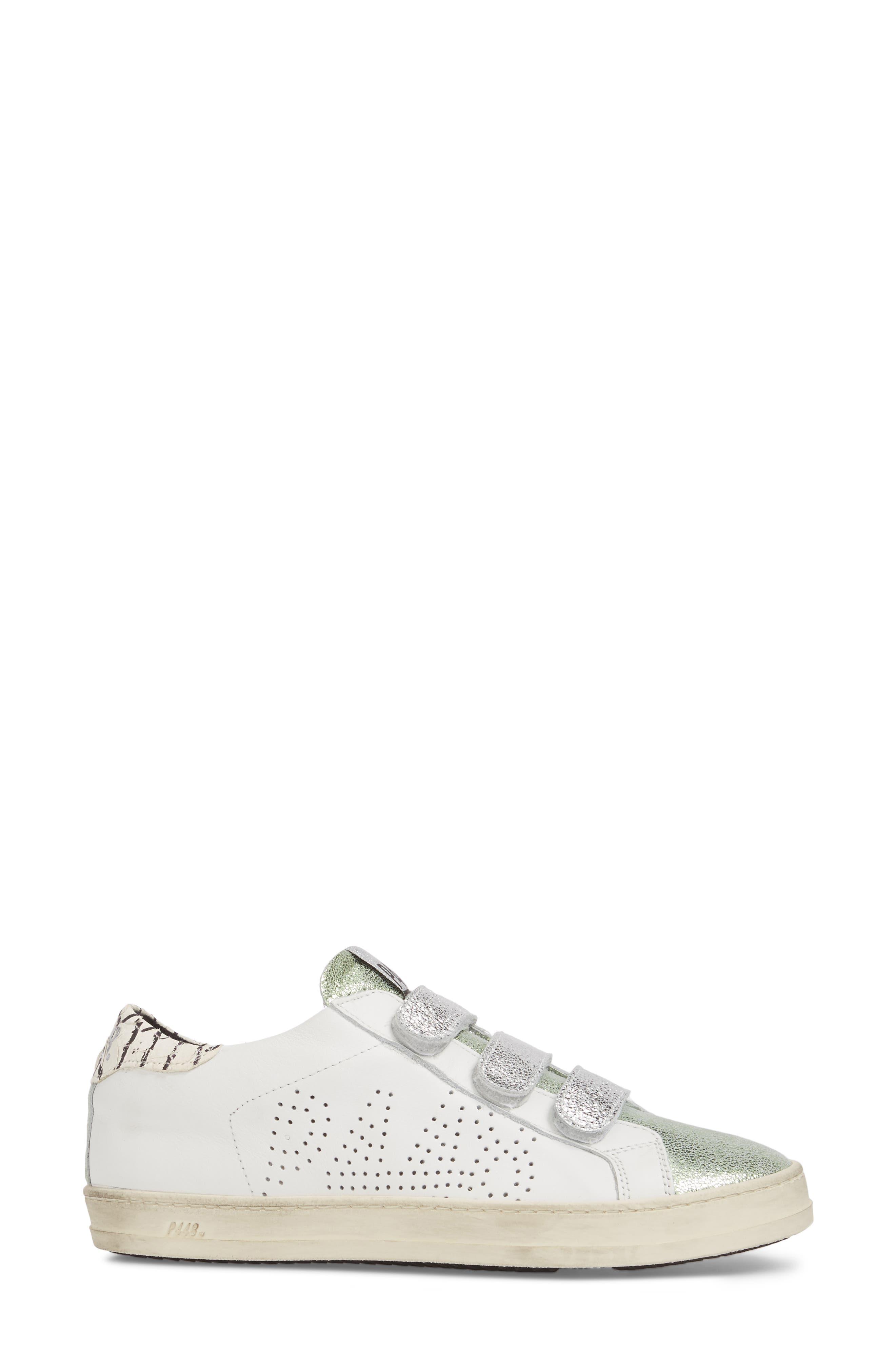 Ralph Sneaker,                             Alternate thumbnail 3, color,                             Green