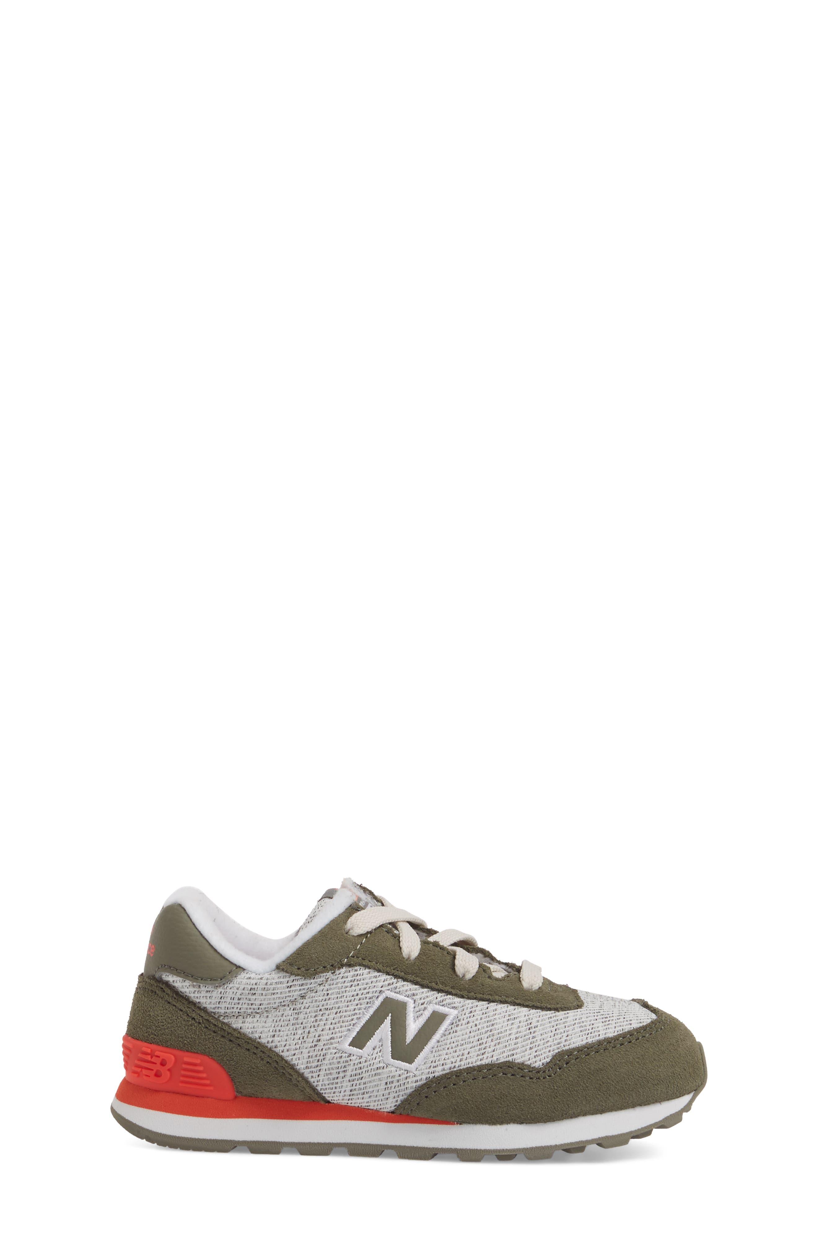 515 Sneaker,                             Alternate thumbnail 3, color,                             Green