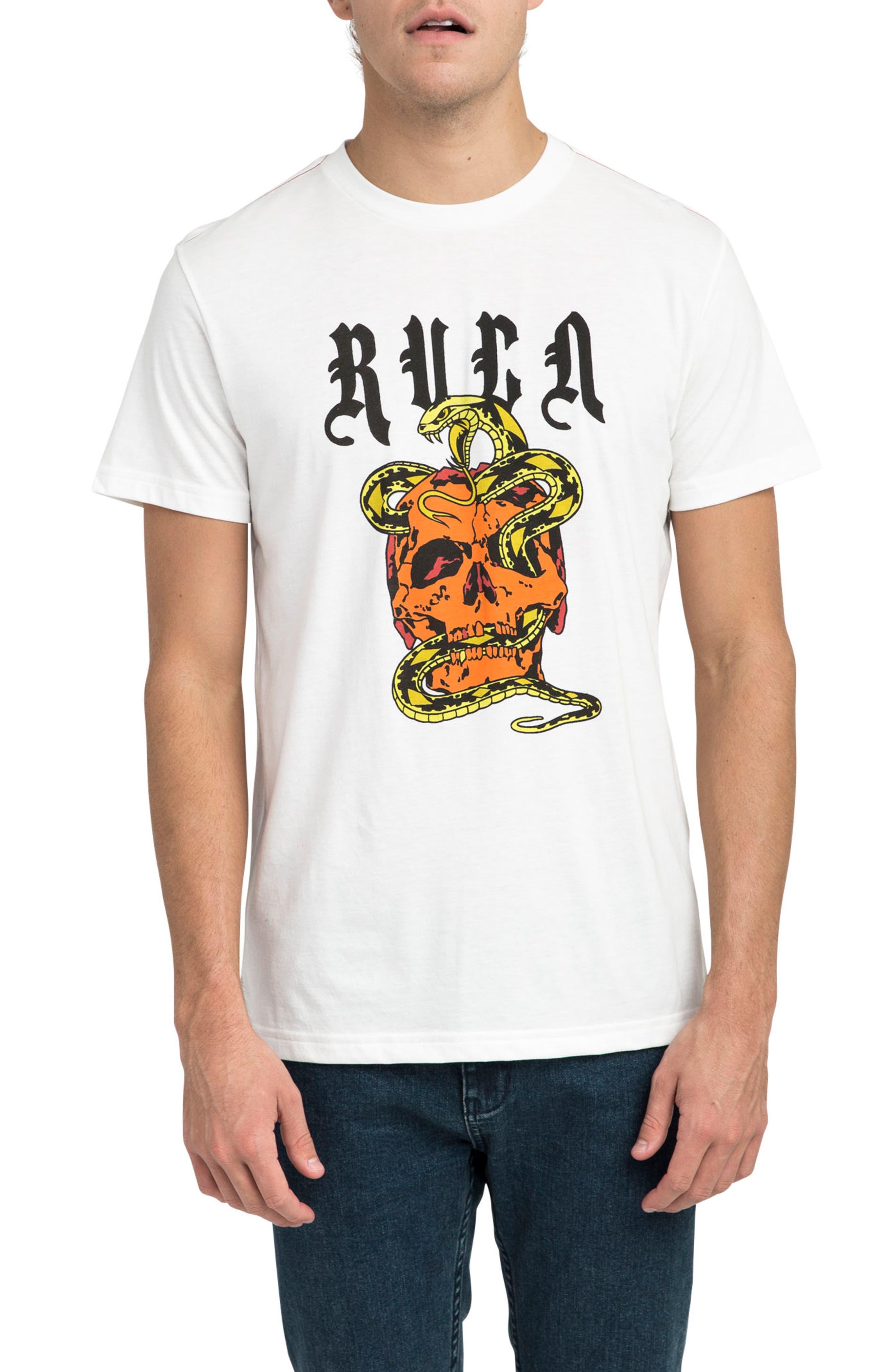 RVCA Dmote O.E. Graphic T-Shirt