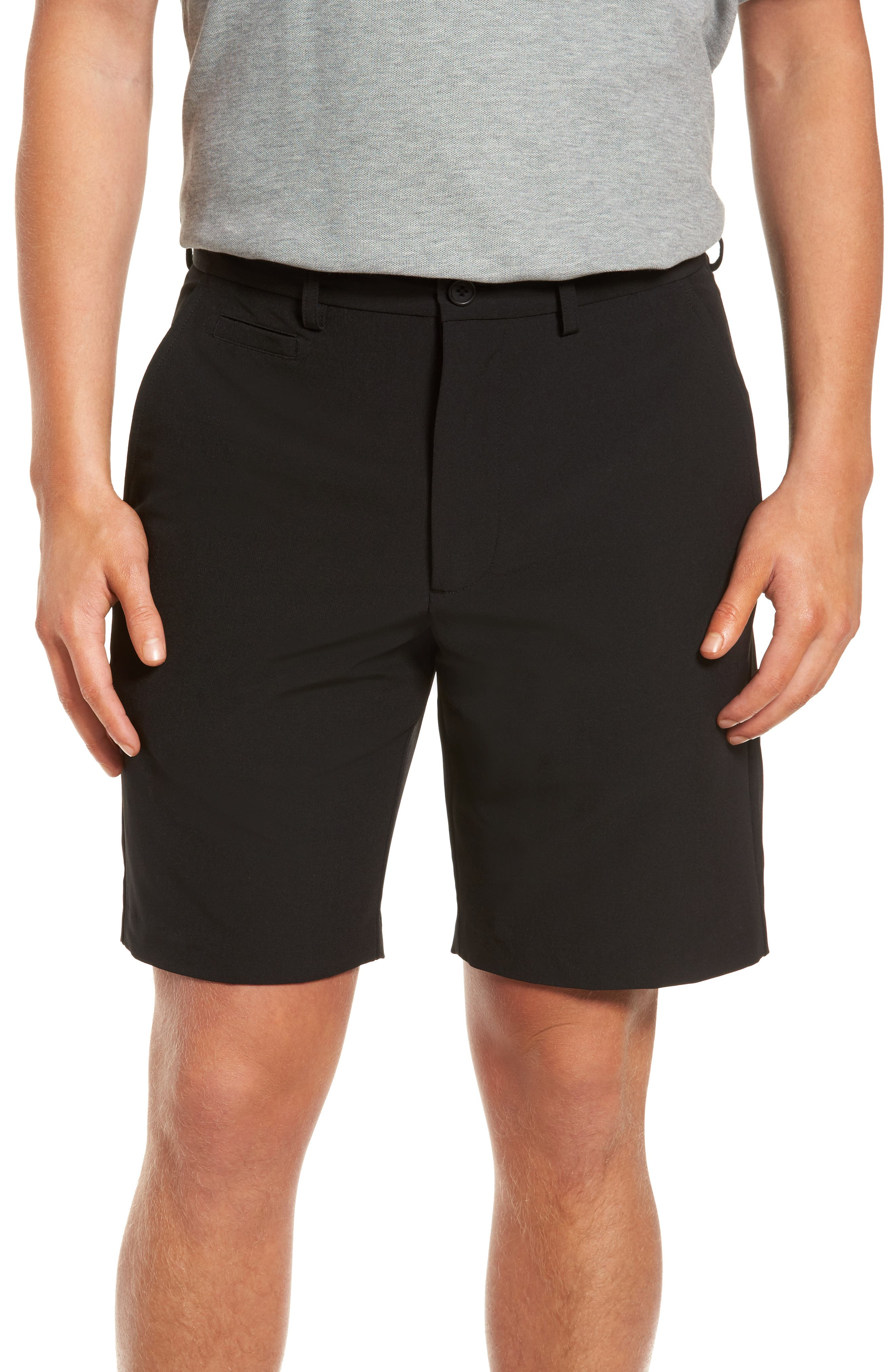 Nordstrom Men's Shop Performance Chino Shorts
