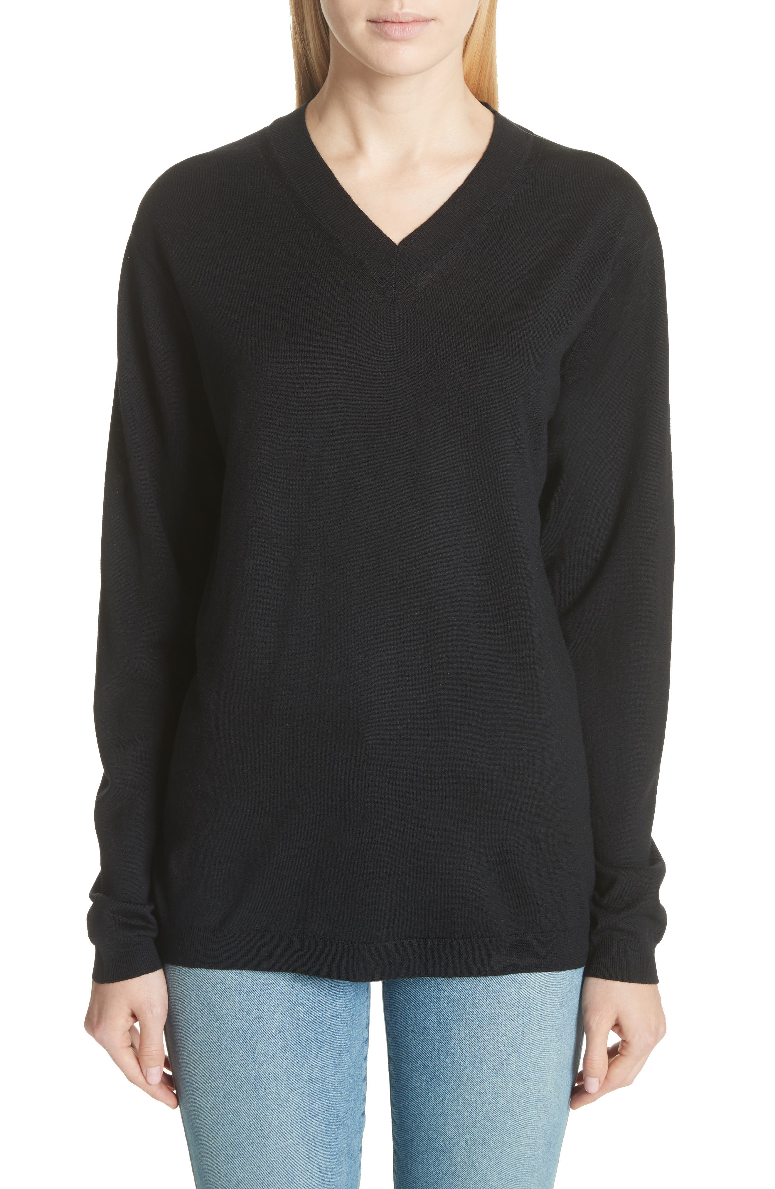 Sofie D'Hoore Wool V-Neck Sweater
