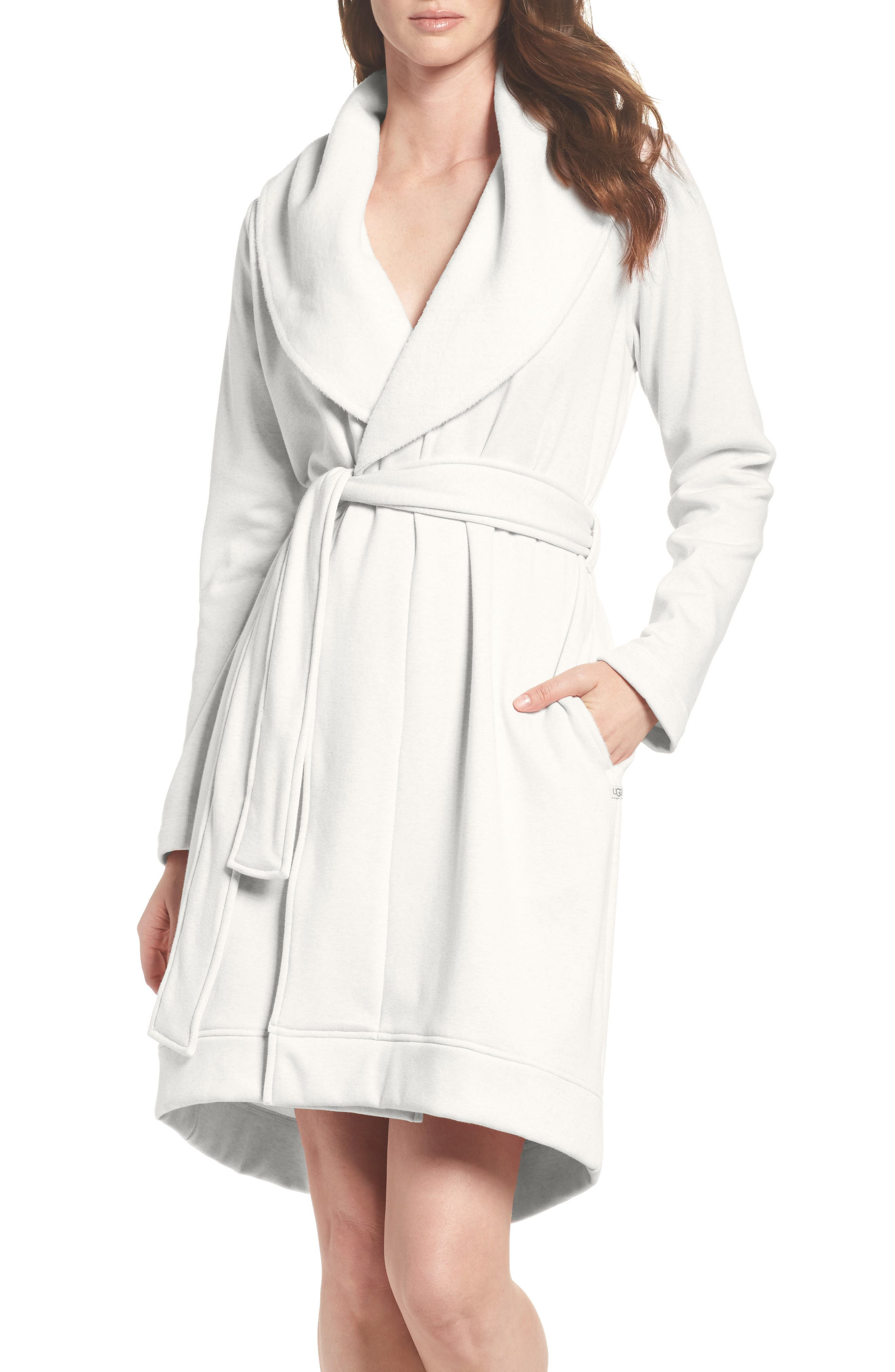 Alternate Image 1 Selected - UGG® 'Blanche' Robe
