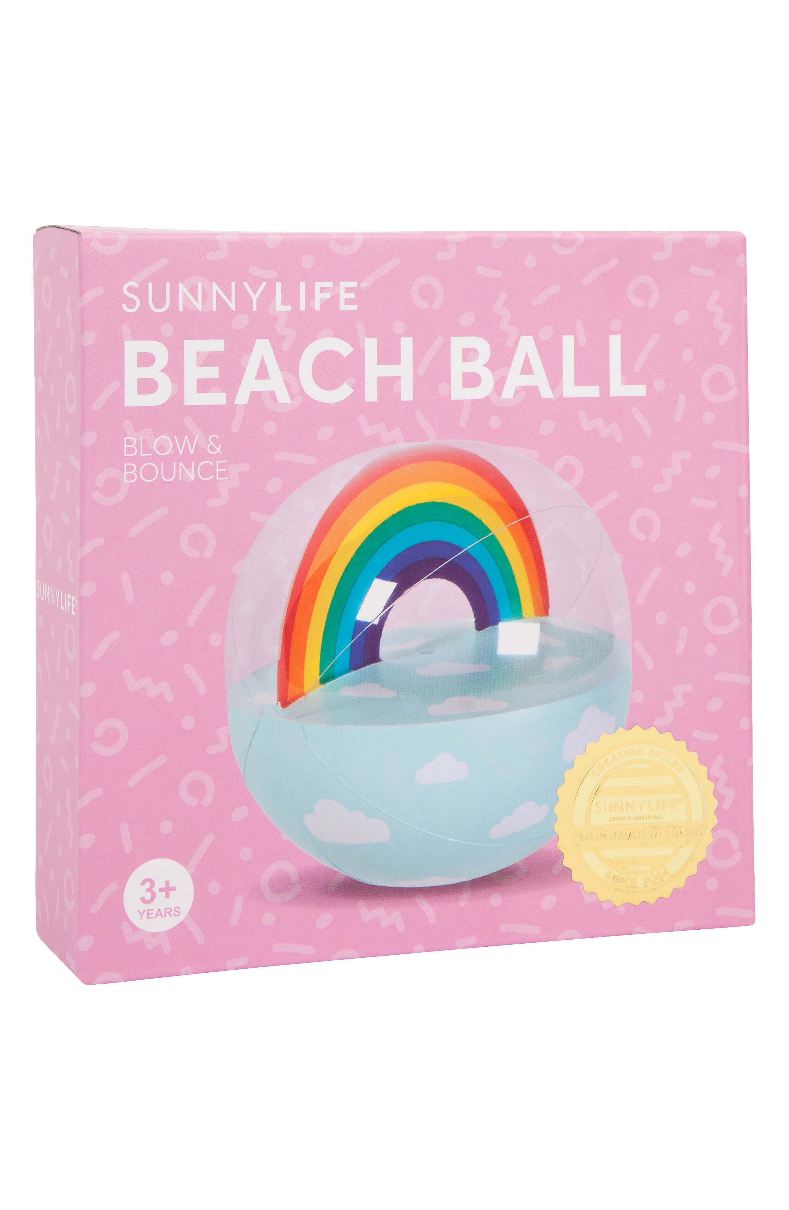 Sunnylife Rainbow Beach Ball