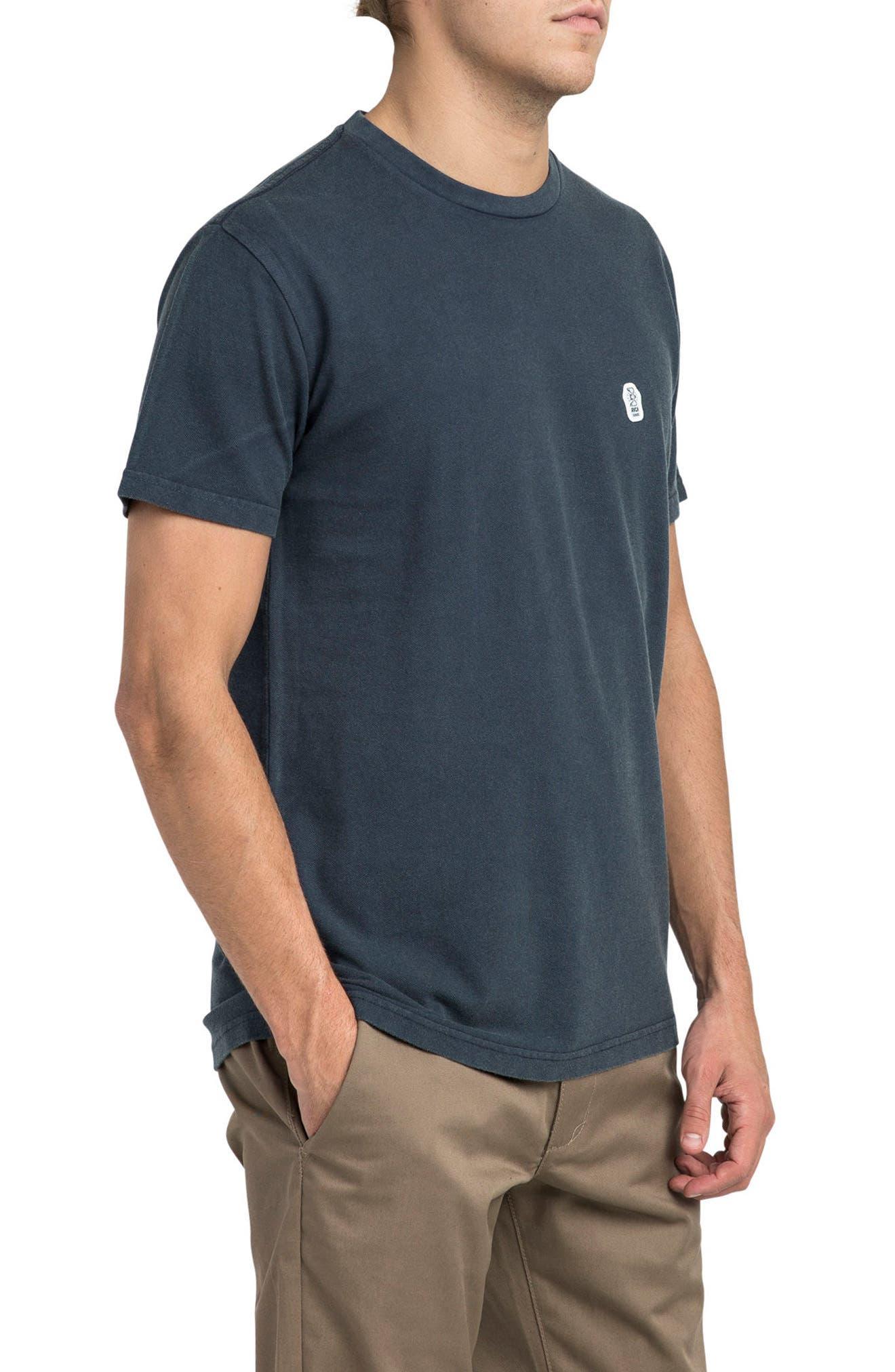 Stress T-Shirt,                             Alternate thumbnail 3, color,                             Classic Indigo