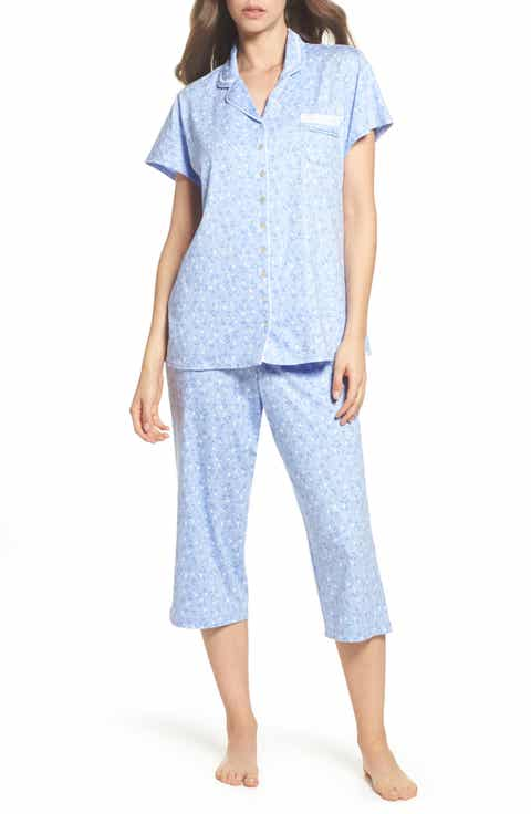 Eileen West Jersey Pajamas