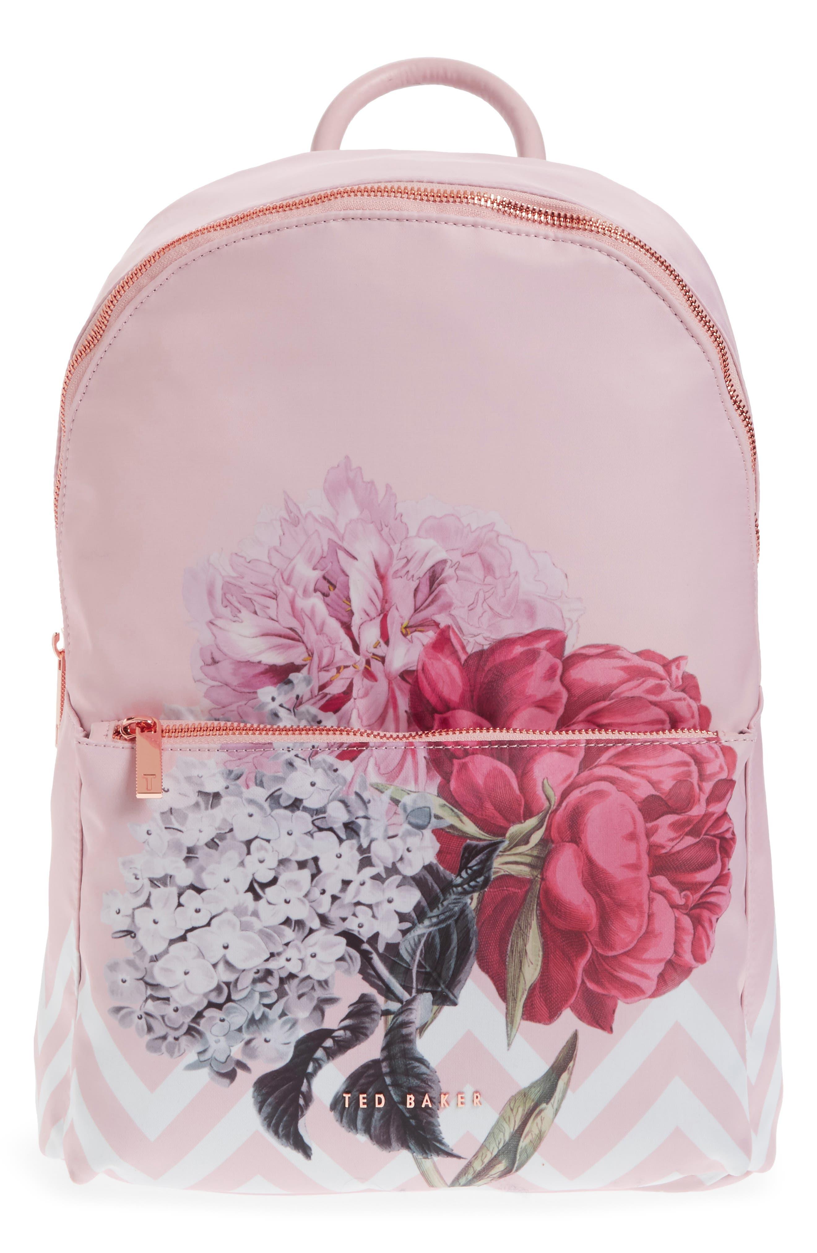 Ted Baker London Palace Gardens Nylon Backpack