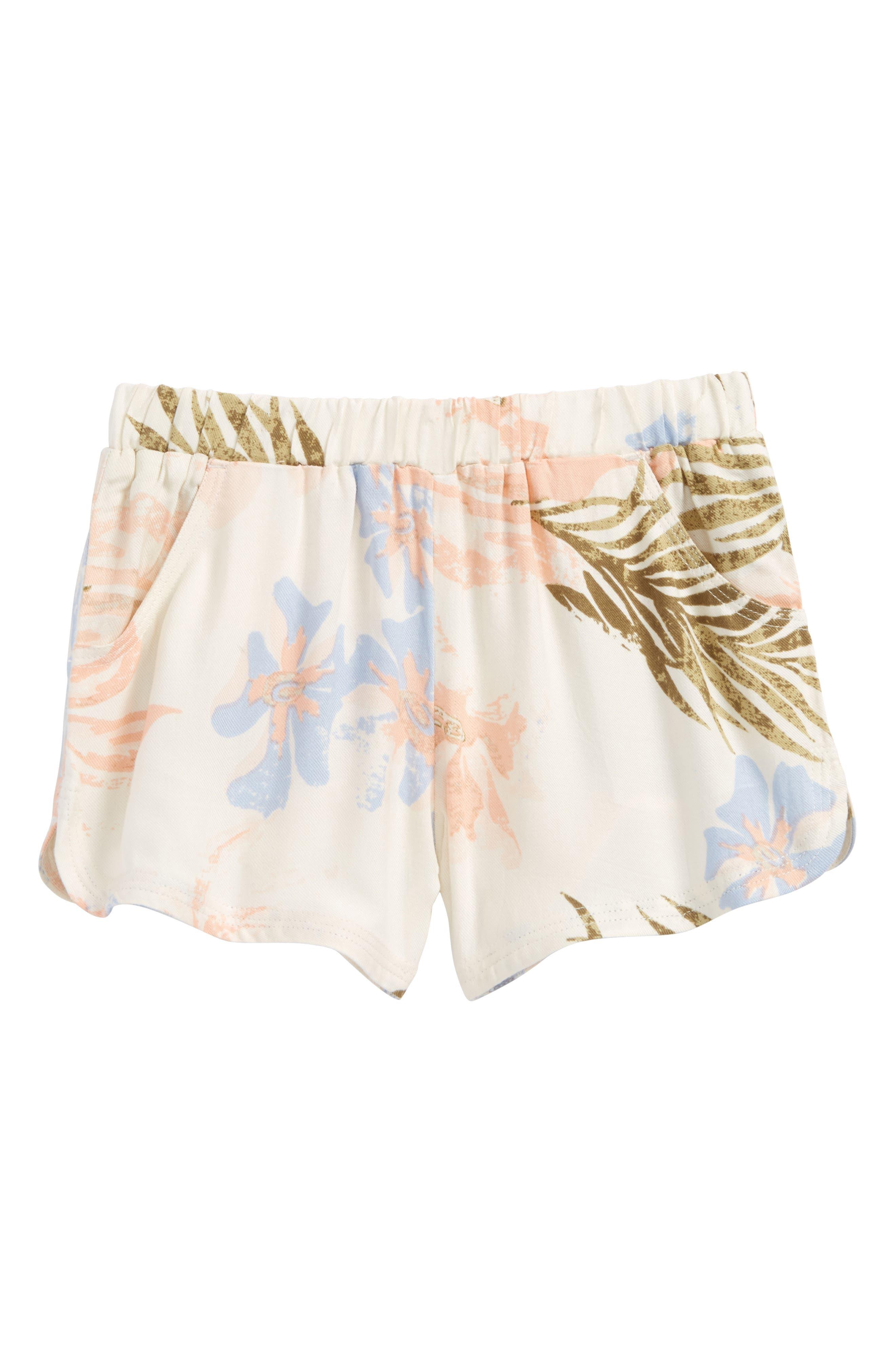 O'Neill Fawn Woven Shorts (Toddler Girls & Little Girls)