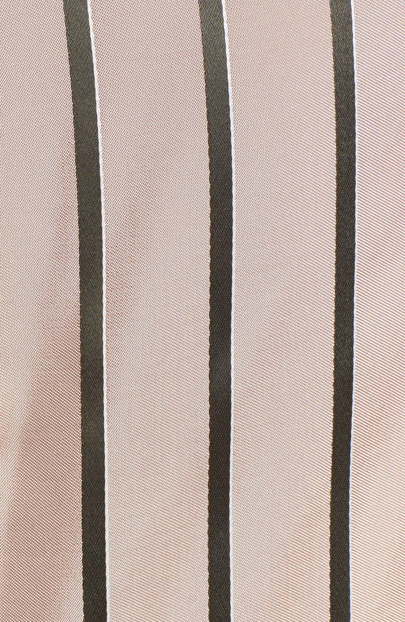 Cosway Dress,                             Alternate thumbnail 5, color,                             Salmon