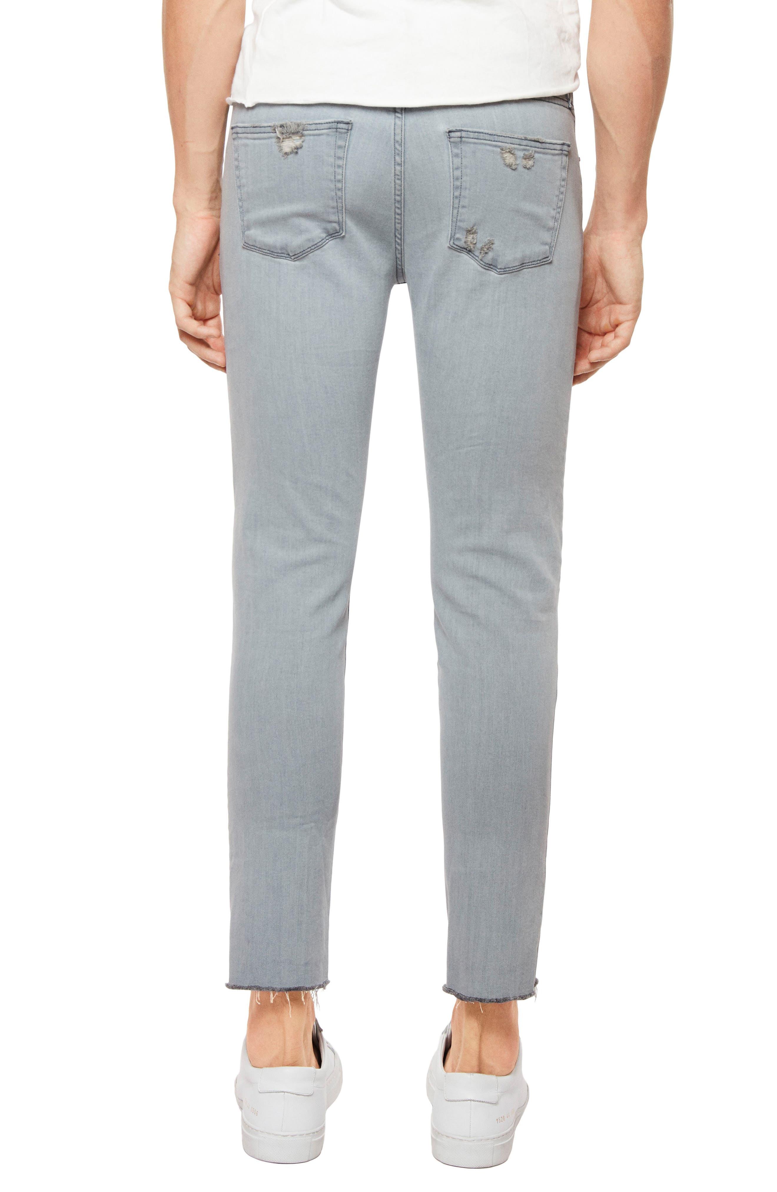 Tyler Slim Fit Jeans,                             Alternate thumbnail 2, color,                             Trounced Porpoise