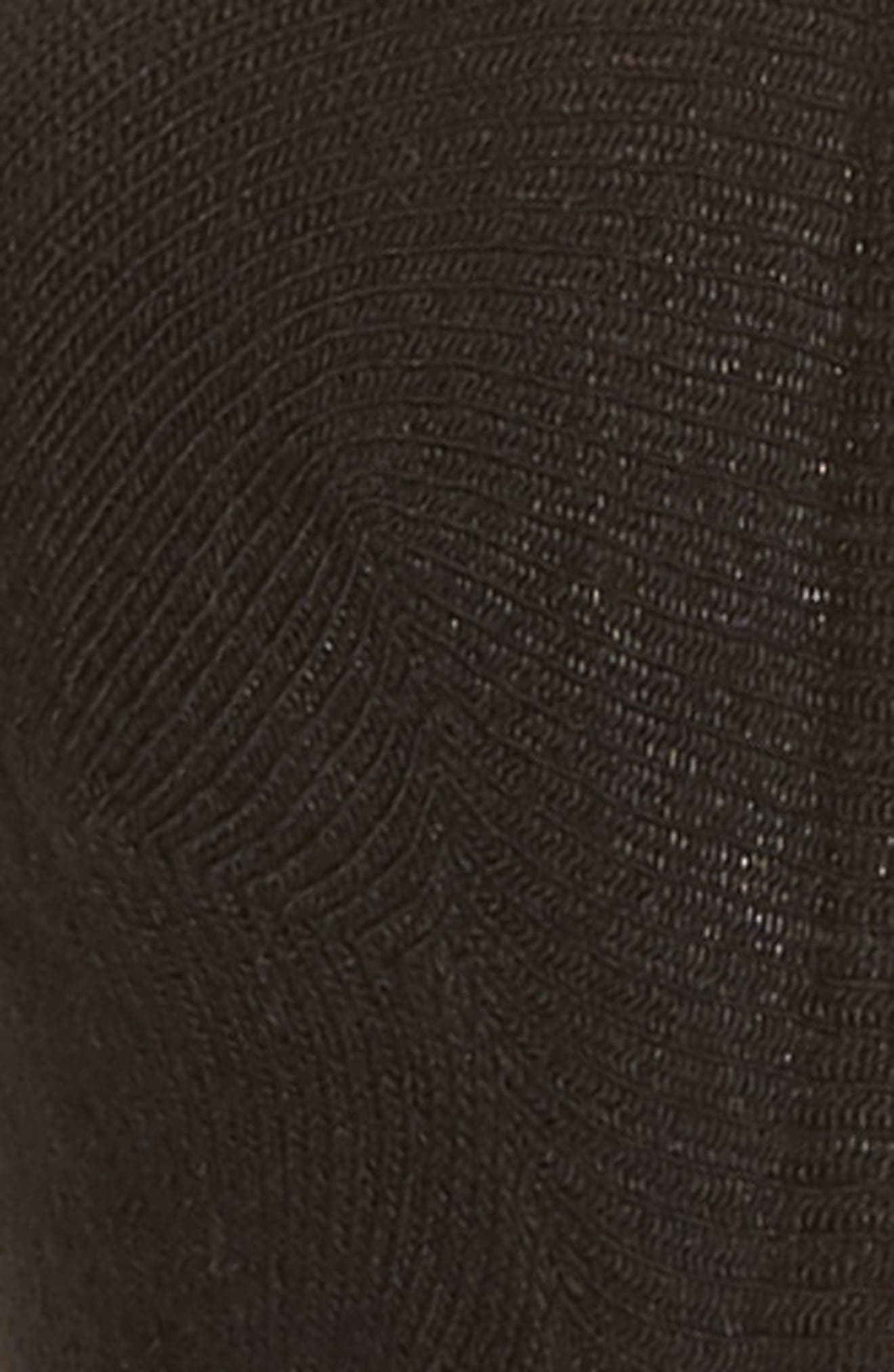 Undercover Liner Socks,                             Alternate thumbnail 2, color,                             Black
