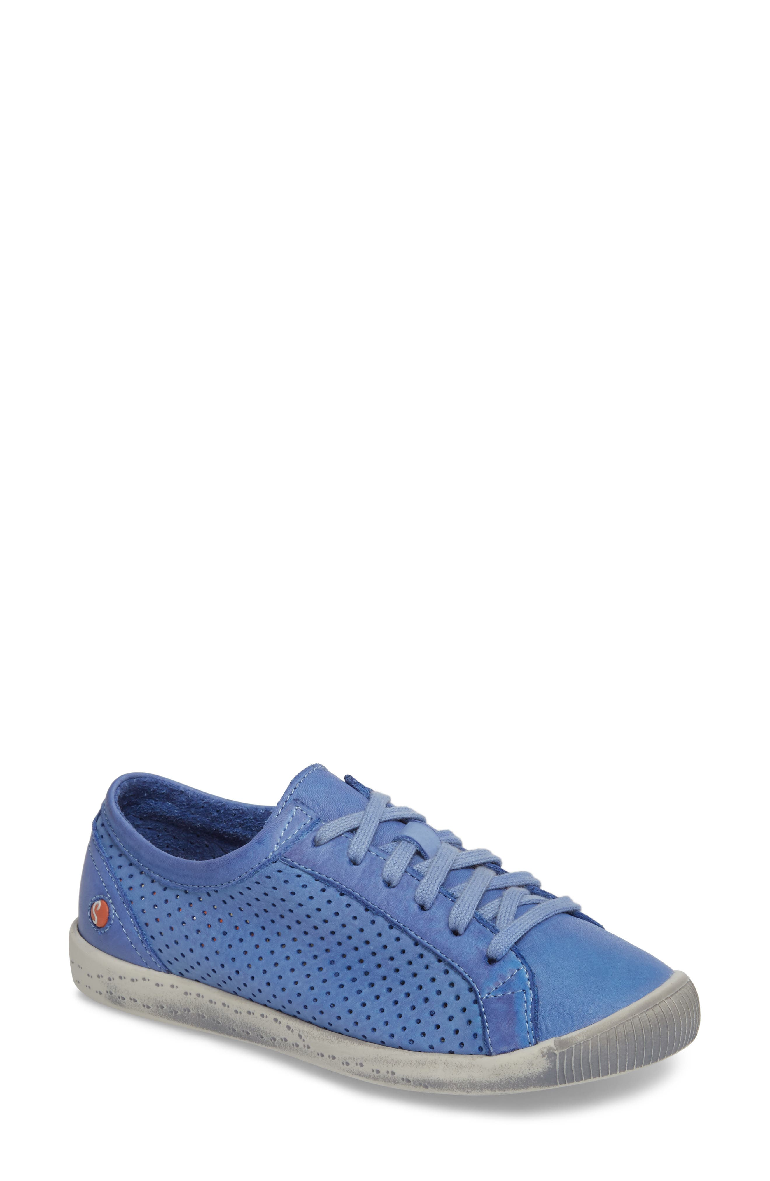 Ica Sneaker,                         Main,                         color, Lavender Leather