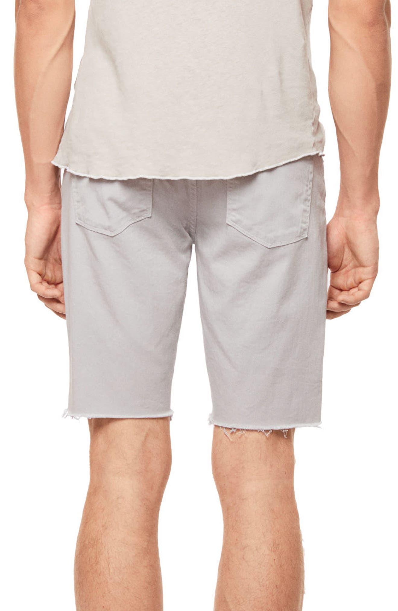 Eli Cutoff Denim Shorts,                             Alternate thumbnail 2, color,                             Reflect