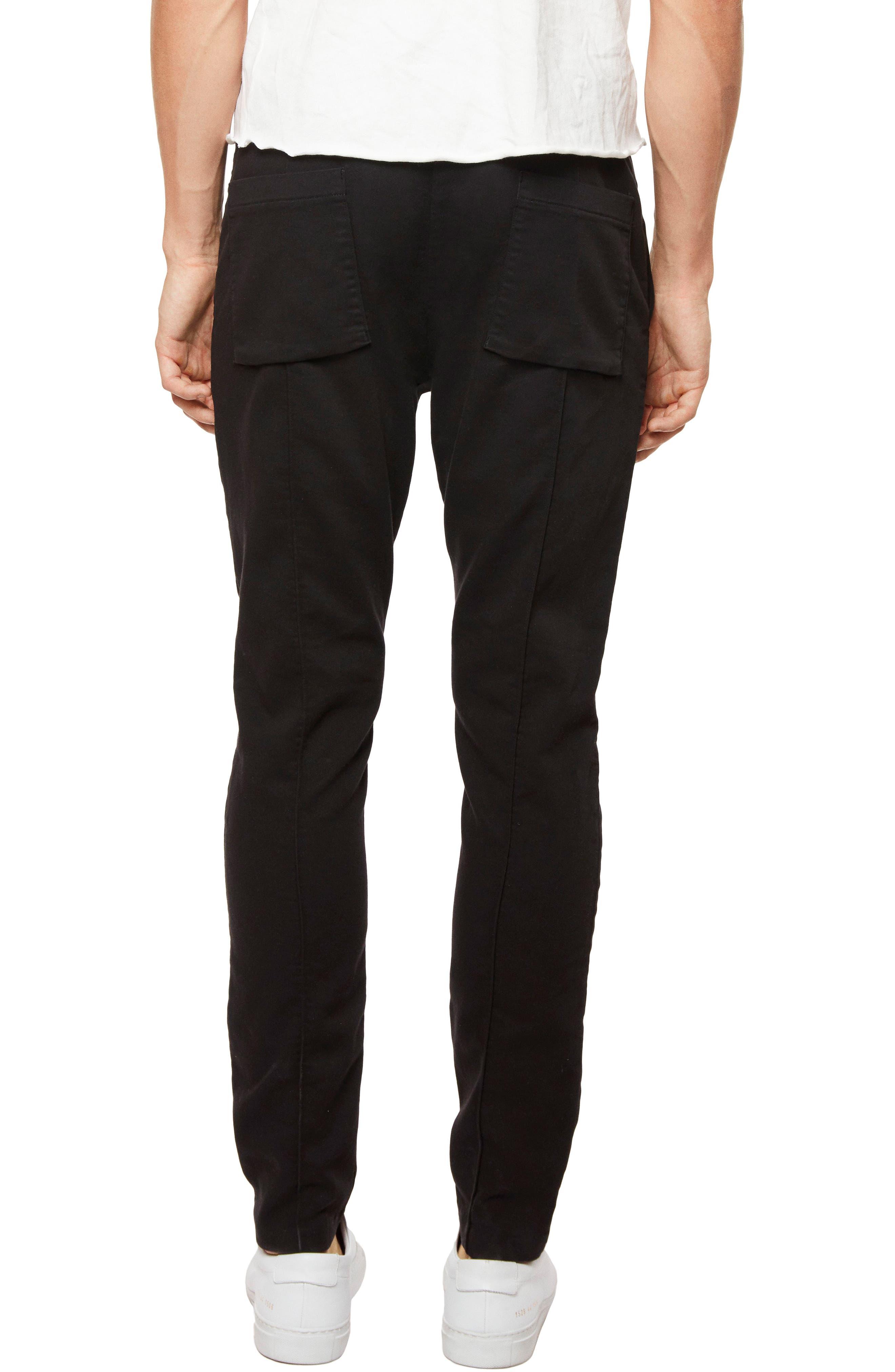 Wakat Relaxed Fit Jogger Pants,                             Alternate thumbnail 2, color,                             Black