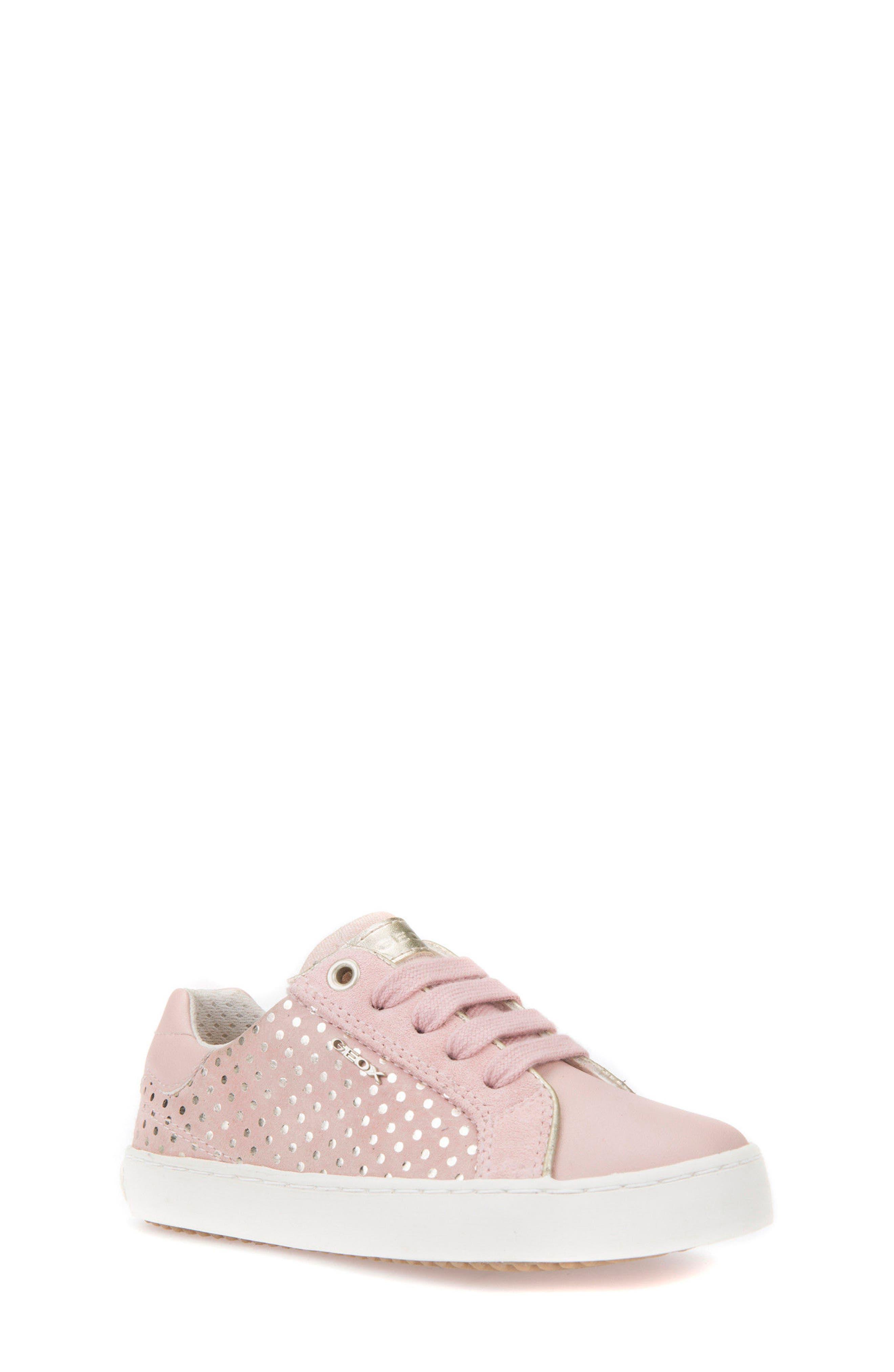 Kilwi Low Top Sneaker,                         Main,                         color, Rose