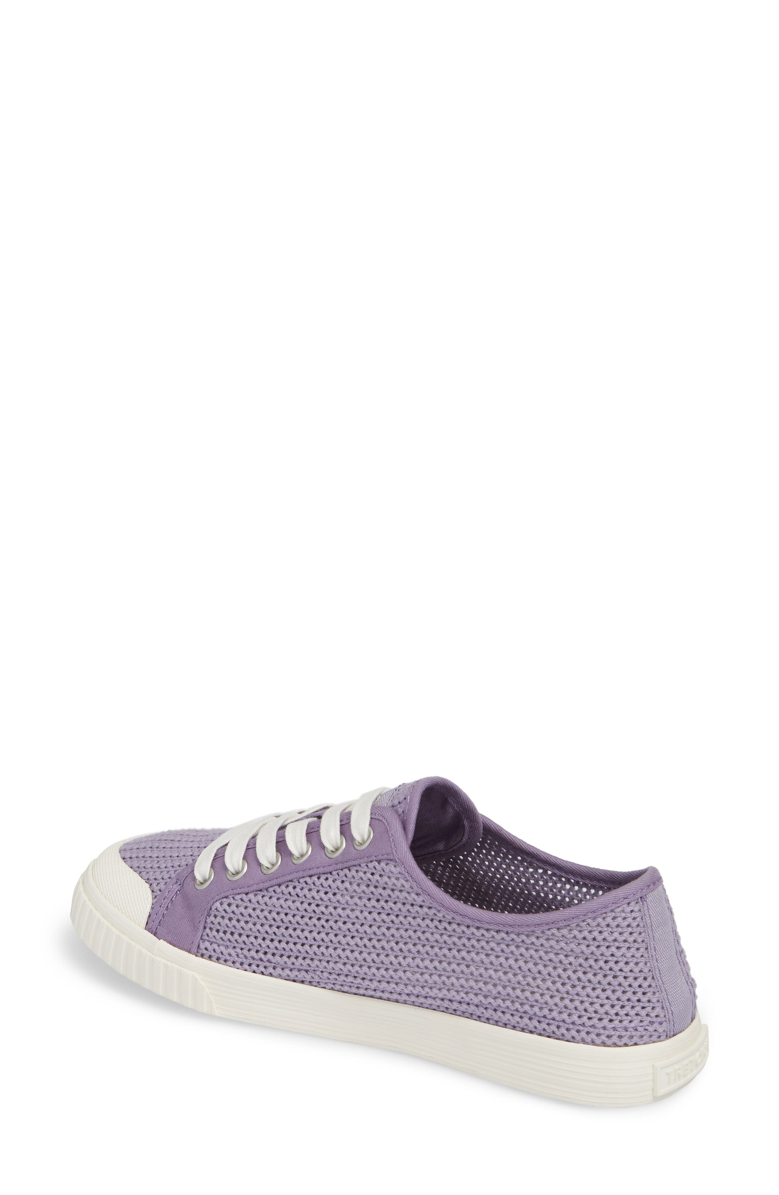 'Tournament Net' Sneaker,                             Alternate thumbnail 2, color,                             Lavender Cotton Mesh