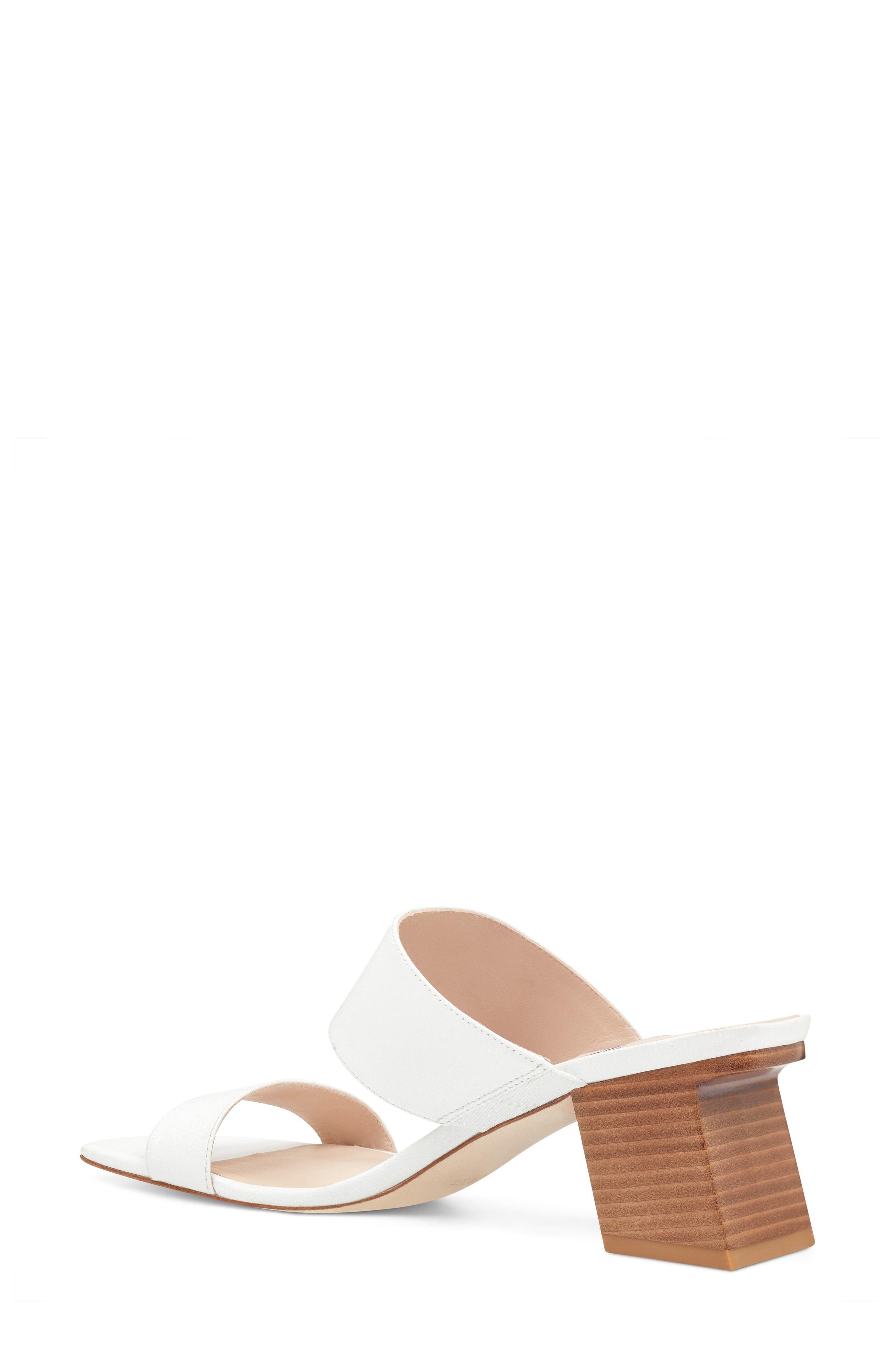 Churen - 40th Anniversary Capsule Collection Sandal,                             Alternate thumbnail 2, color,                             White Leather