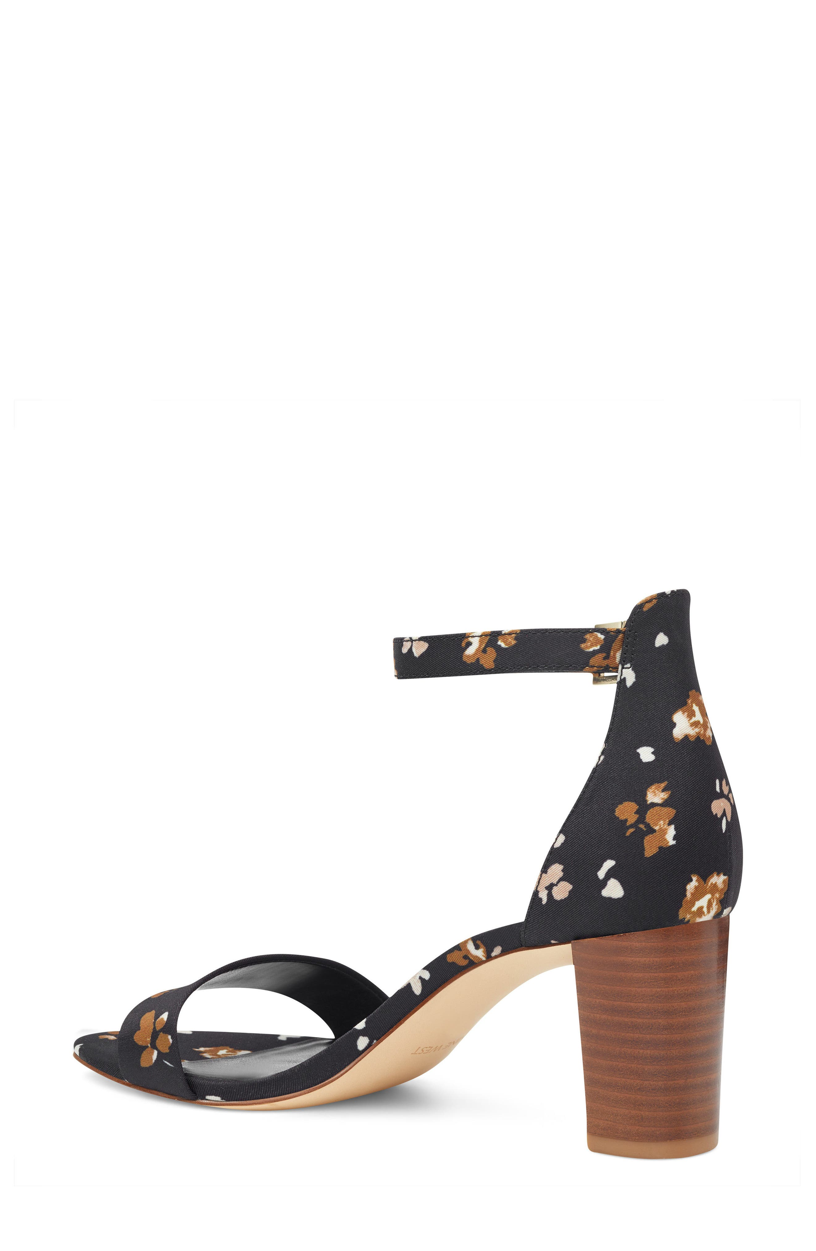Alternate Image 2  - Nine West Pruce Ankle Strap Sandal (Women)