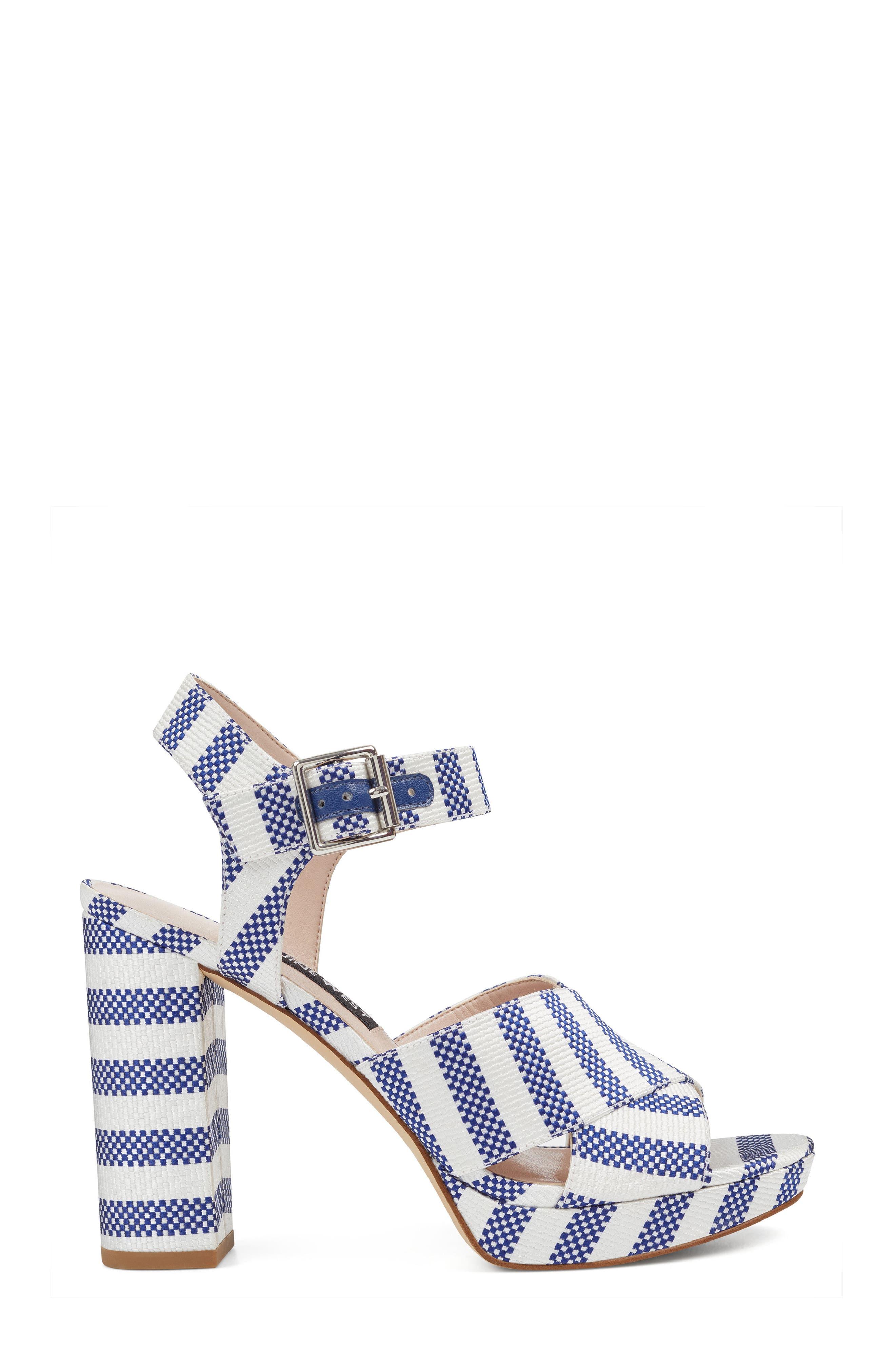 Alternate Image 3  - Nine West Jimar Platform Sandal (Women)