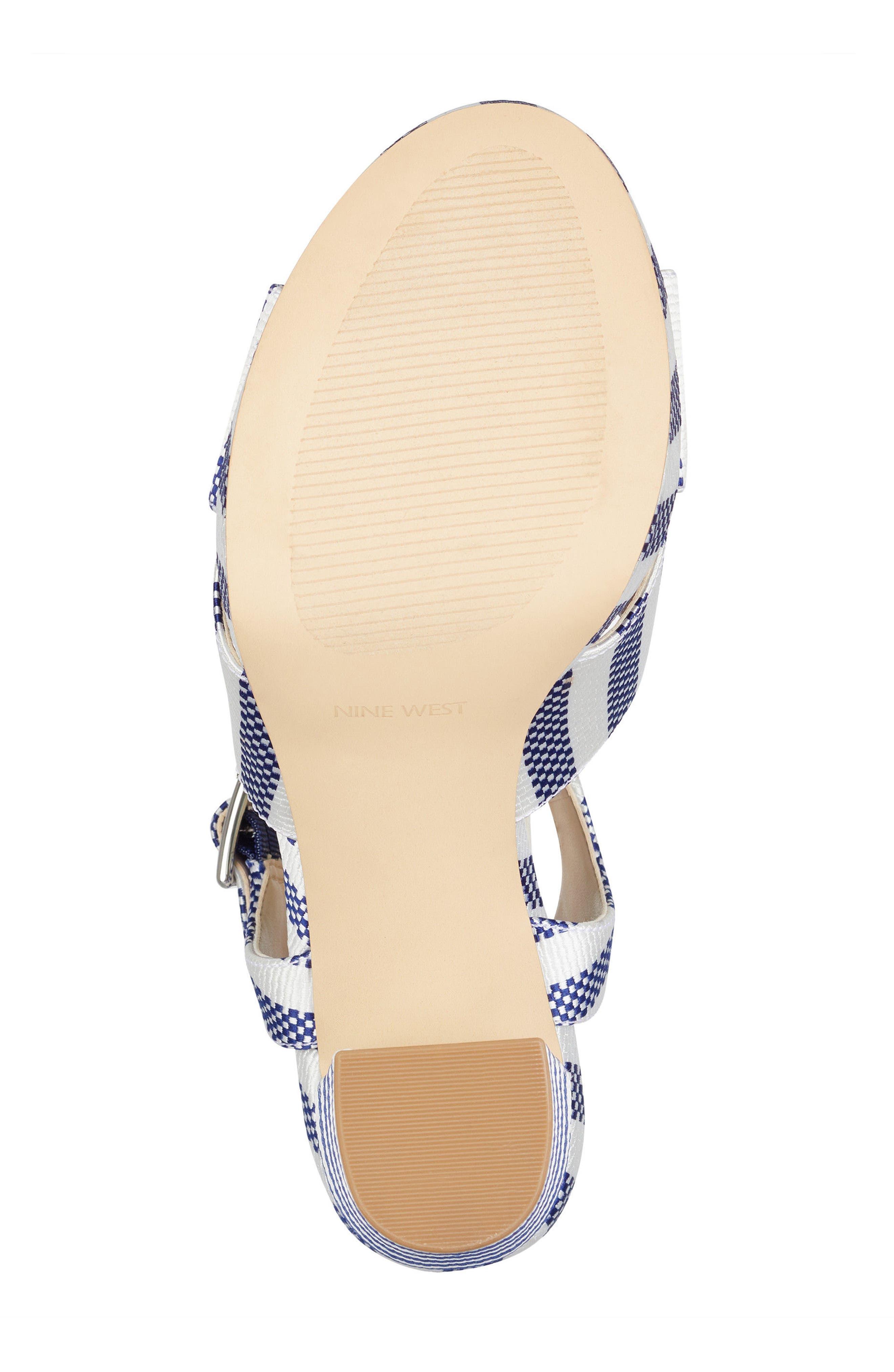Alternate Image 6  - Nine West Jimar Platform Sandal (Women)