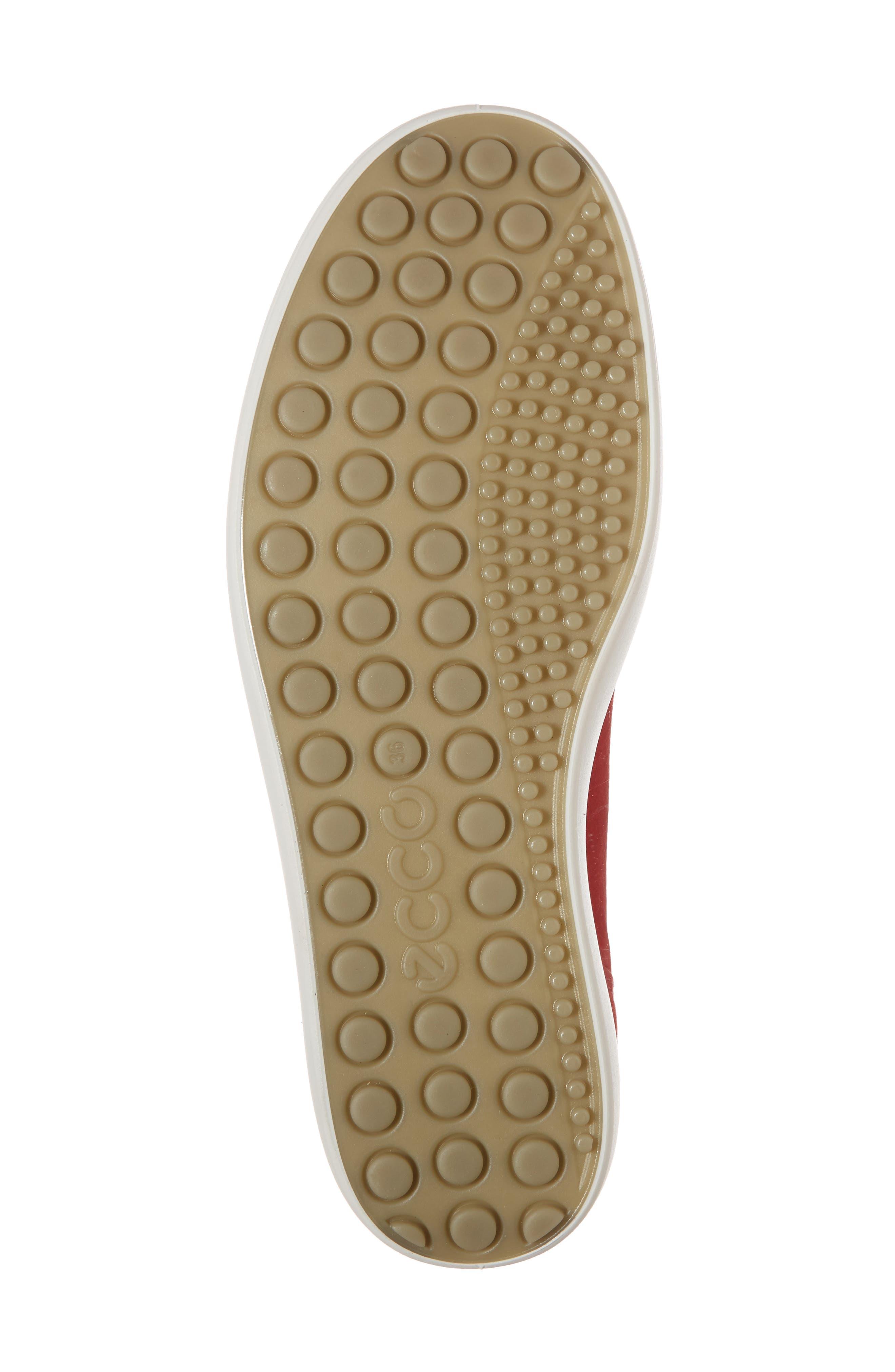 Alternate Image 6  - ECCO 'Soft 7' Cap Toe Sneaker (Women)