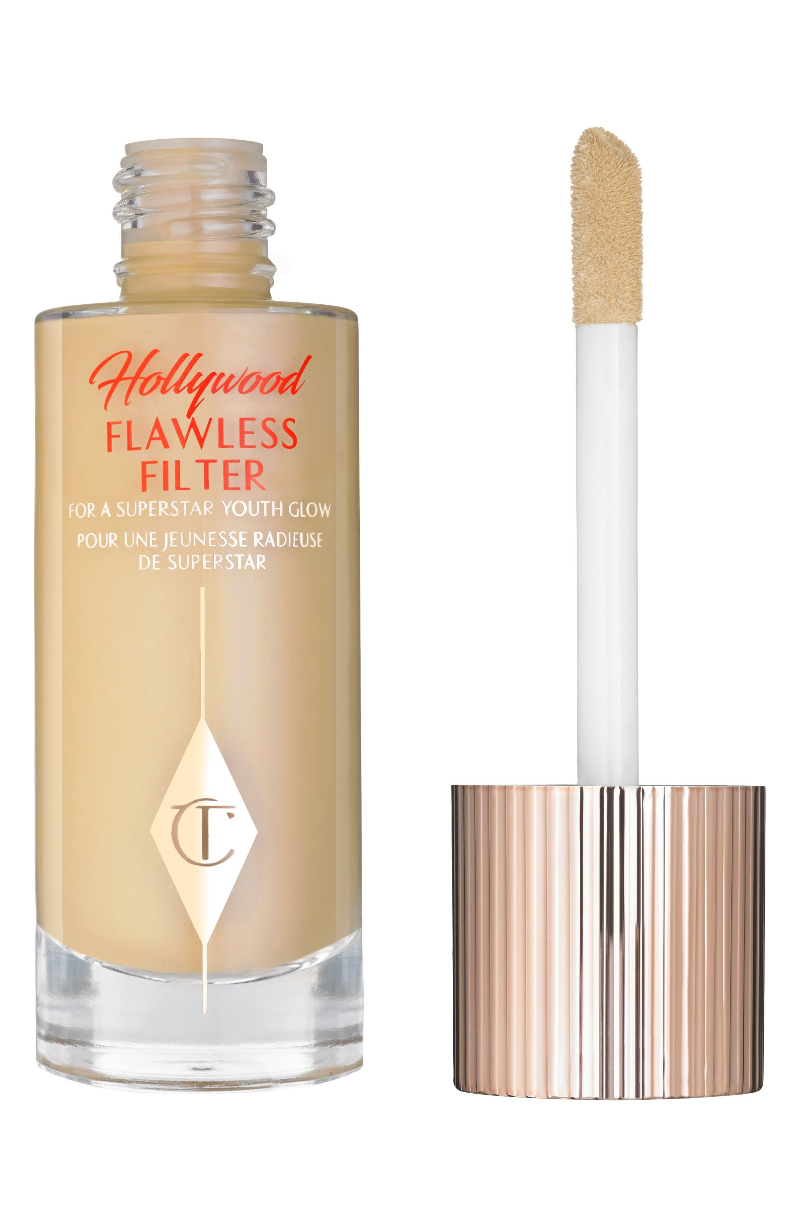 Main Image - Charlotte Tilbury Hollywood Flawless Filter for a Superstar Youth Glow