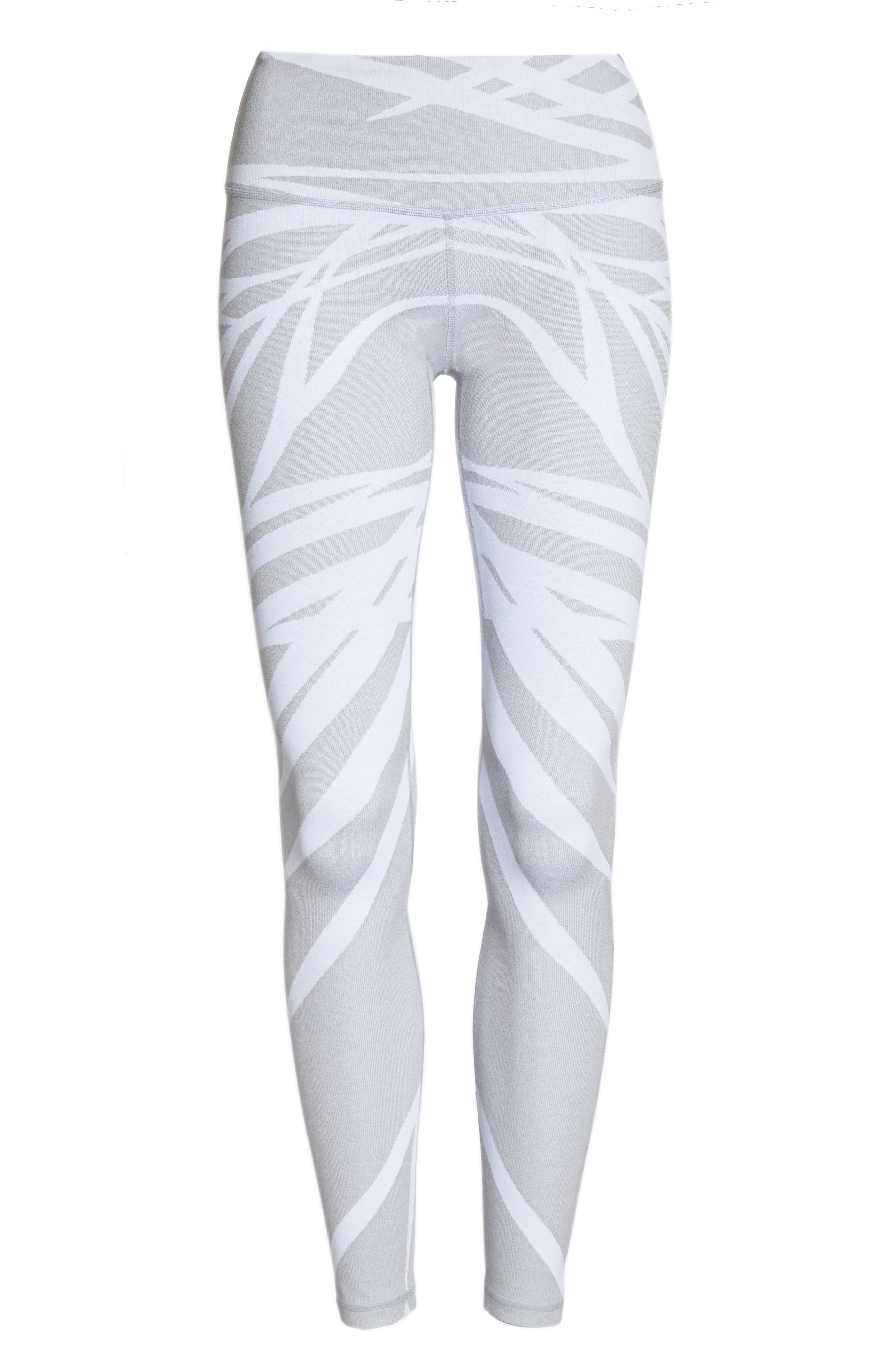 Alternate Image 6  - Zella Bodywave Leggings