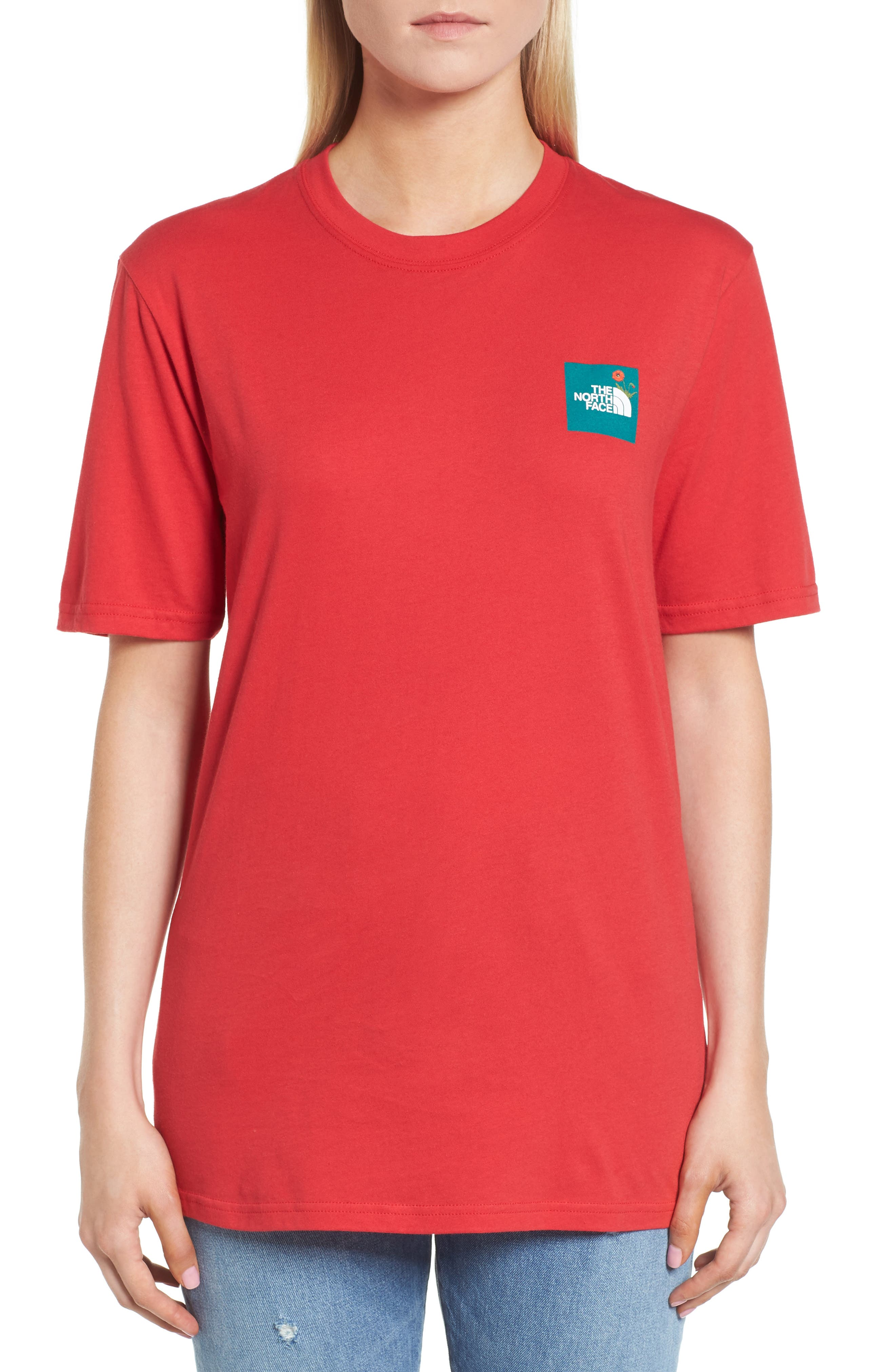 Alternate Image 2  - The North Face Graphic Unisex T-Shirt