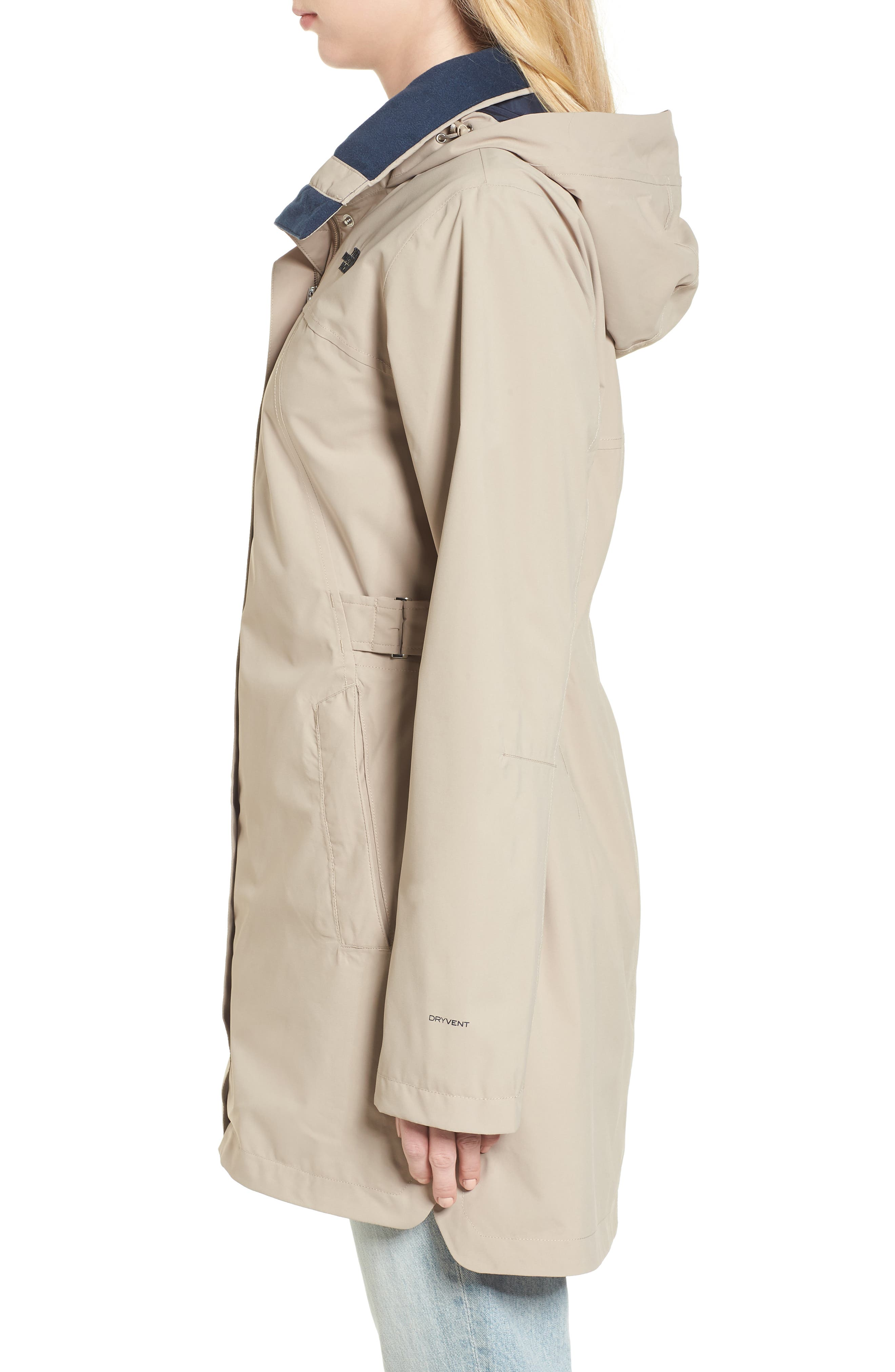 Alternate Image 3  - The North Face Laney II Trench Raincoat