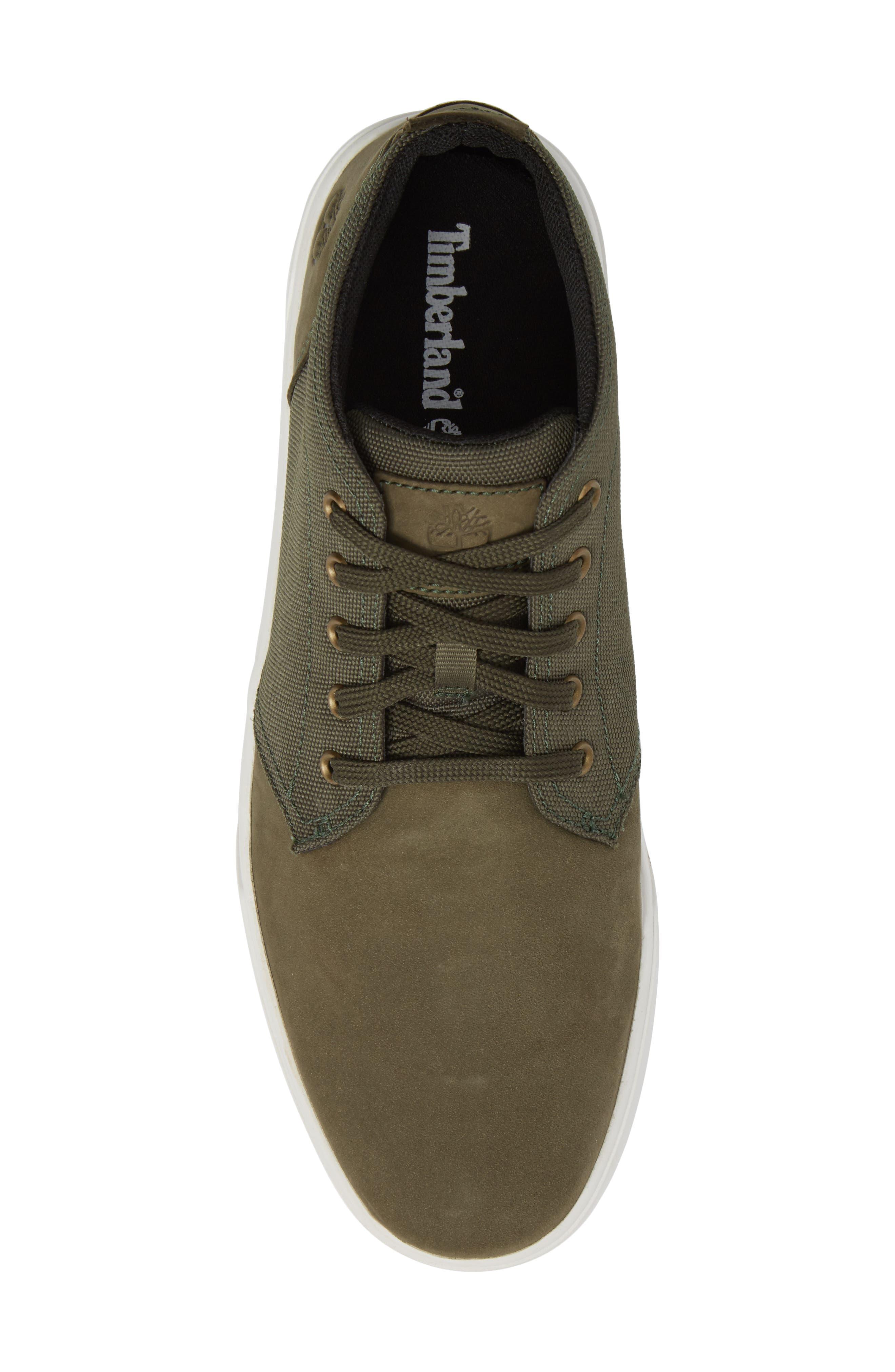 Earthkeepers<sup>®</sup> 'Groveton' Chukka Sneaker,                             Alternate thumbnail 5, color,                             Grape Leaf Leather