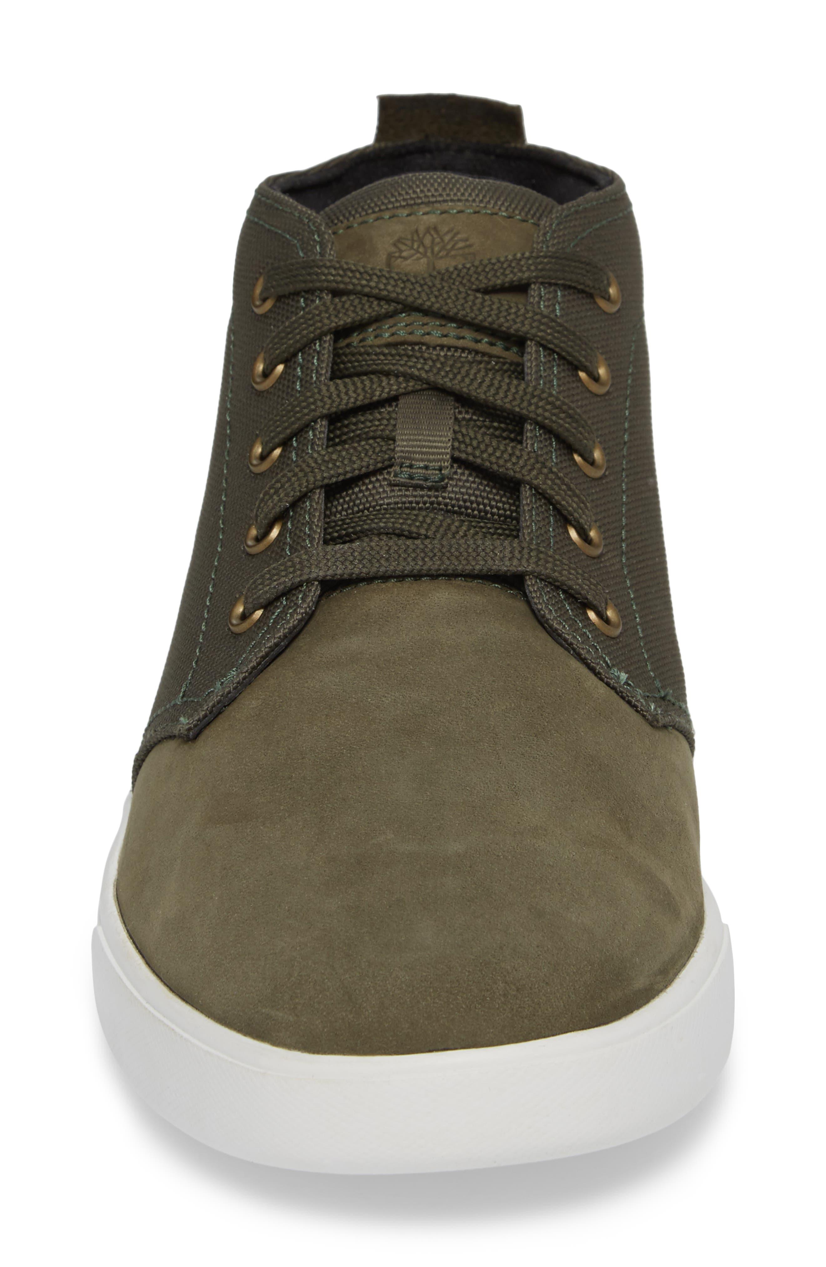 Earthkeepers<sup>®</sup> 'Groveton' Chukka Sneaker,                             Alternate thumbnail 4, color,                             Grape Leaf Leather